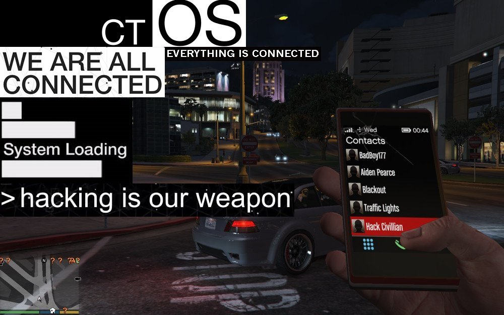 ctos v watch dogs hack mod gta5 mods com