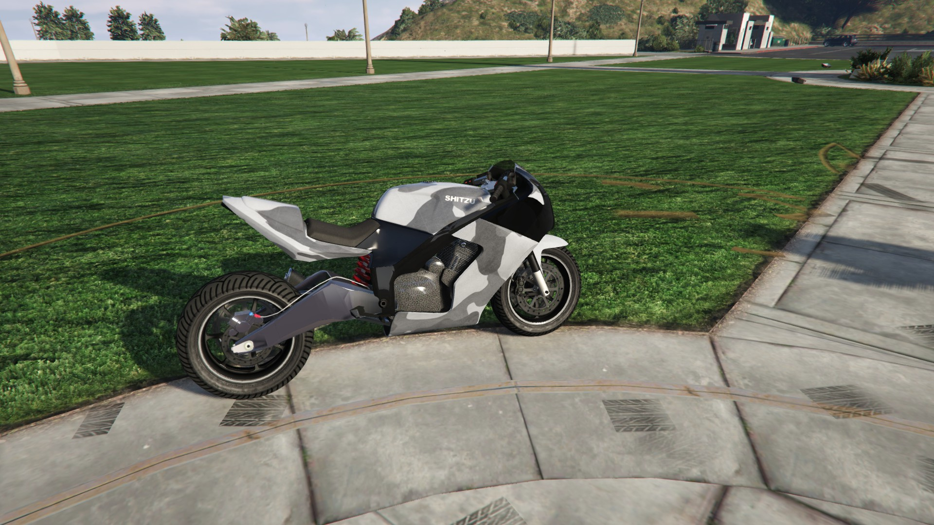Hakuchou Drag Reworked - GTA5-Mods com