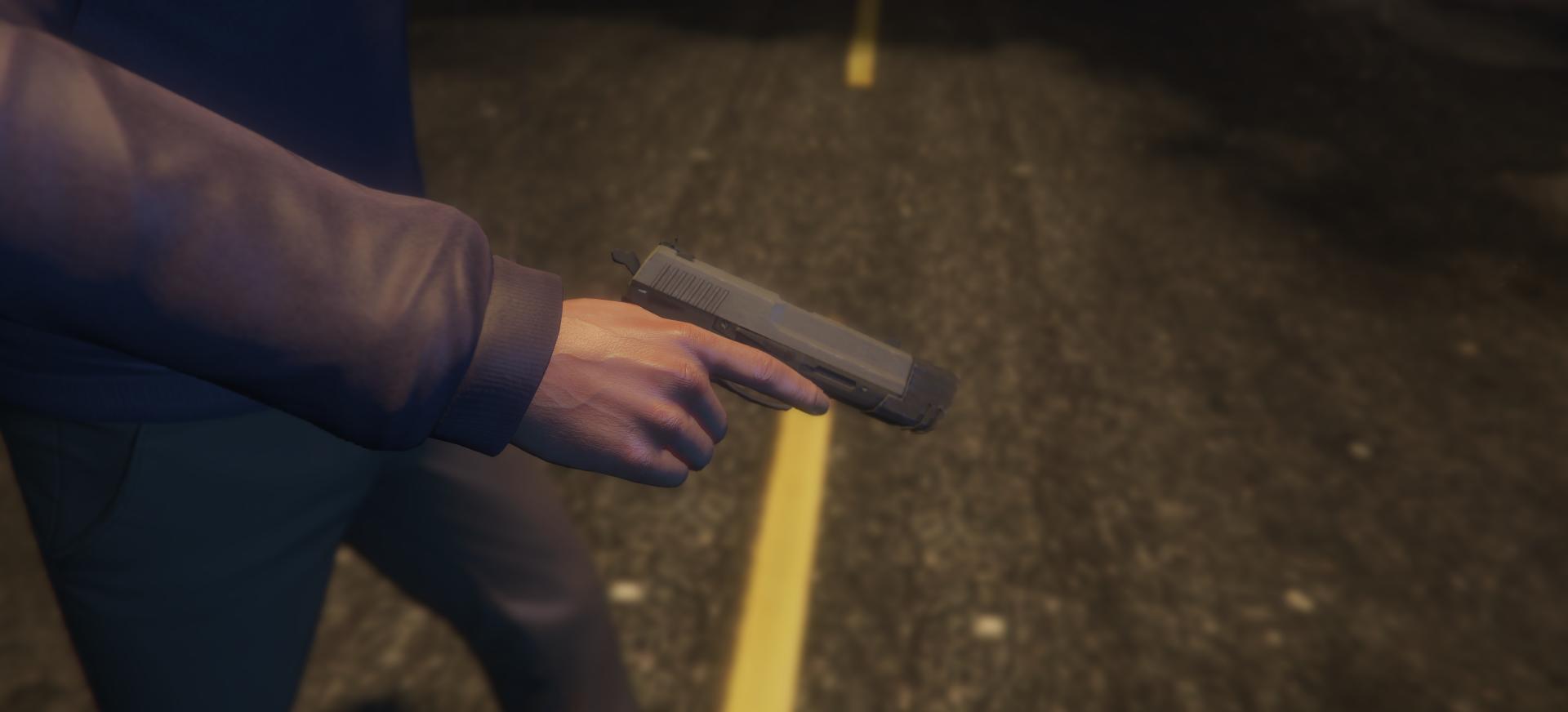 Half-Life 2 - Pistol - GTA5-Mods com