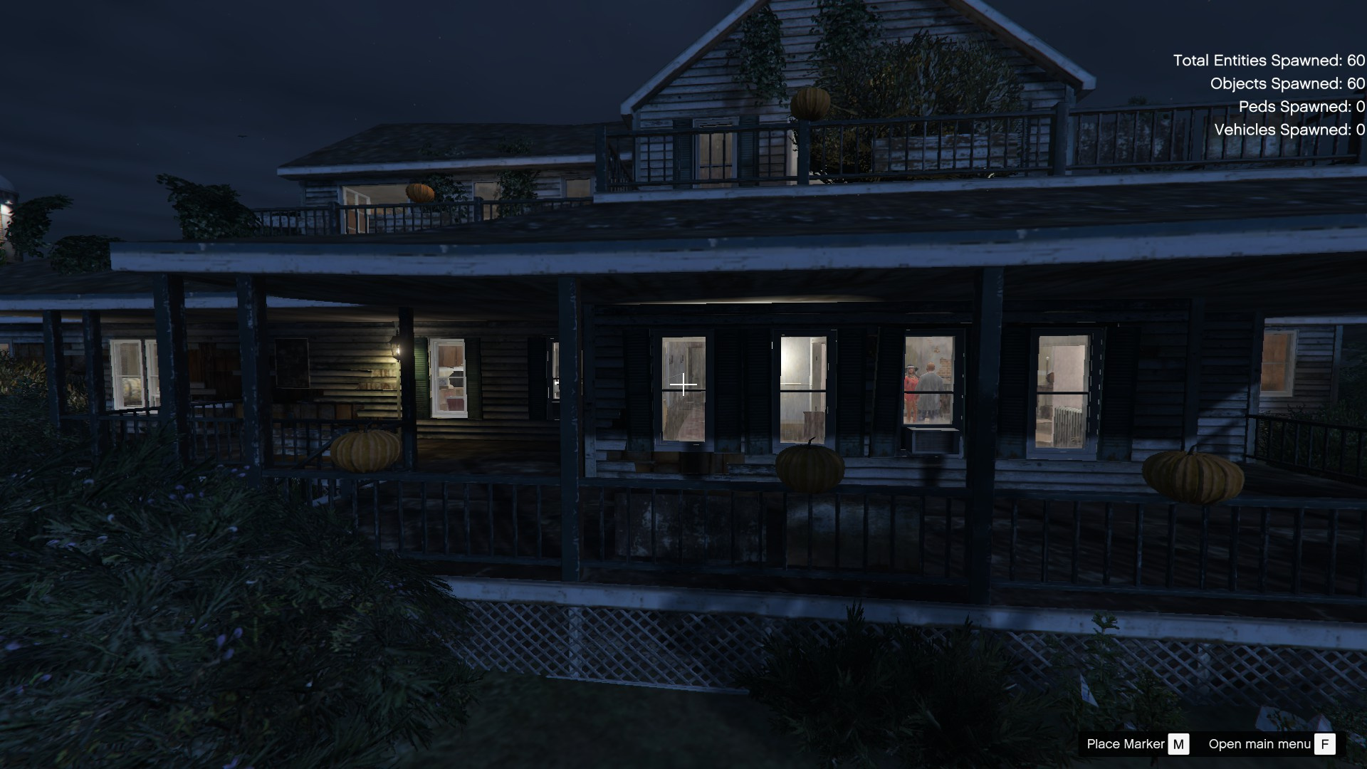 Halloween movie map new michael myers house map e menyoo for Model house movie