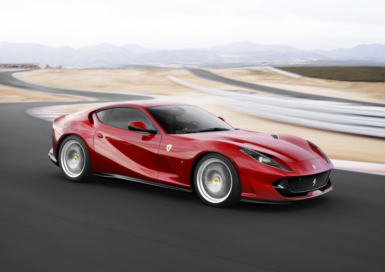 Top Speed Handling For Ferrari 812 Superfast Gta5 Mods Com