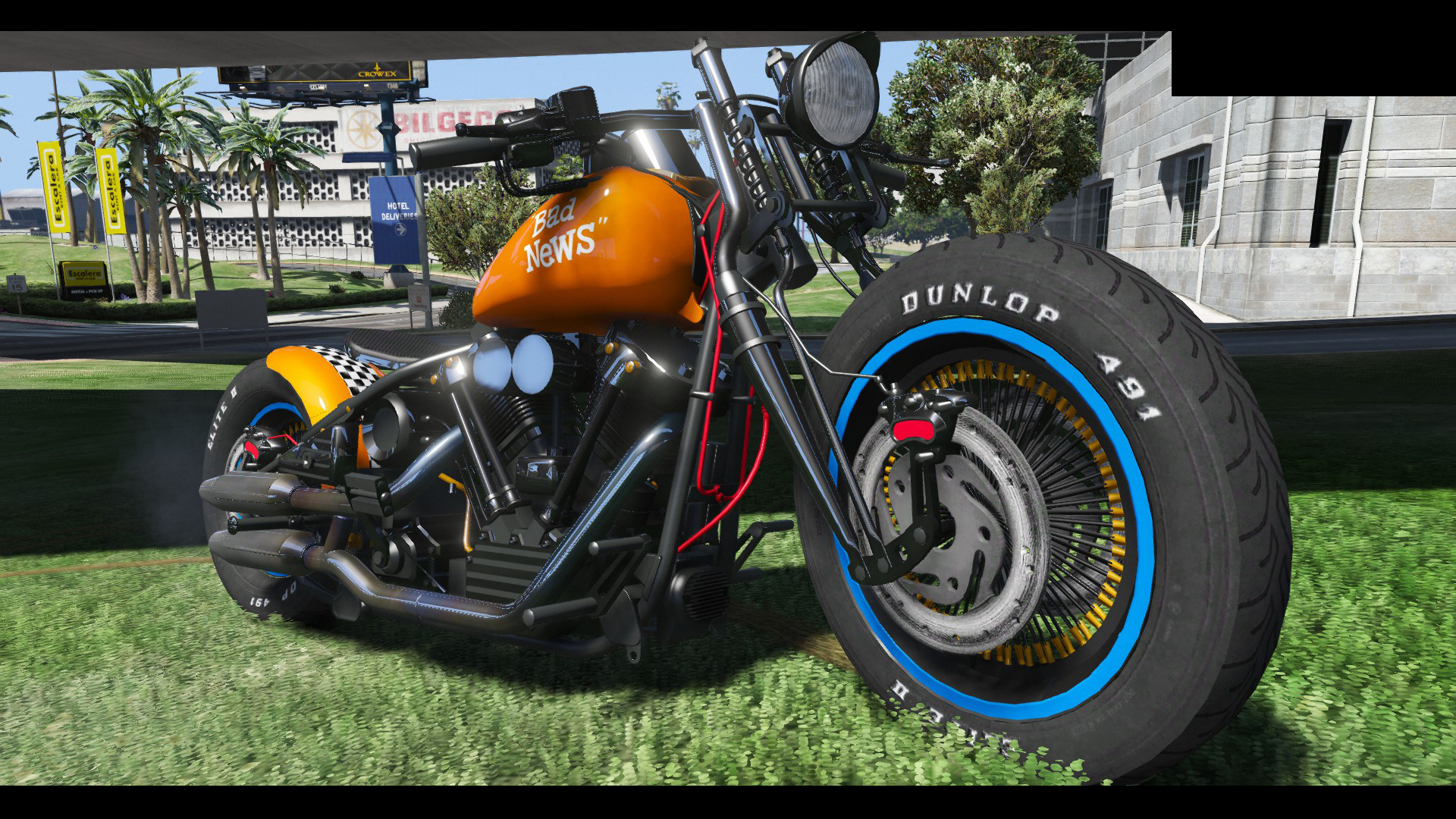 Harley Davidson: Harley-Davidson Knucklehead Bobber [HQ]