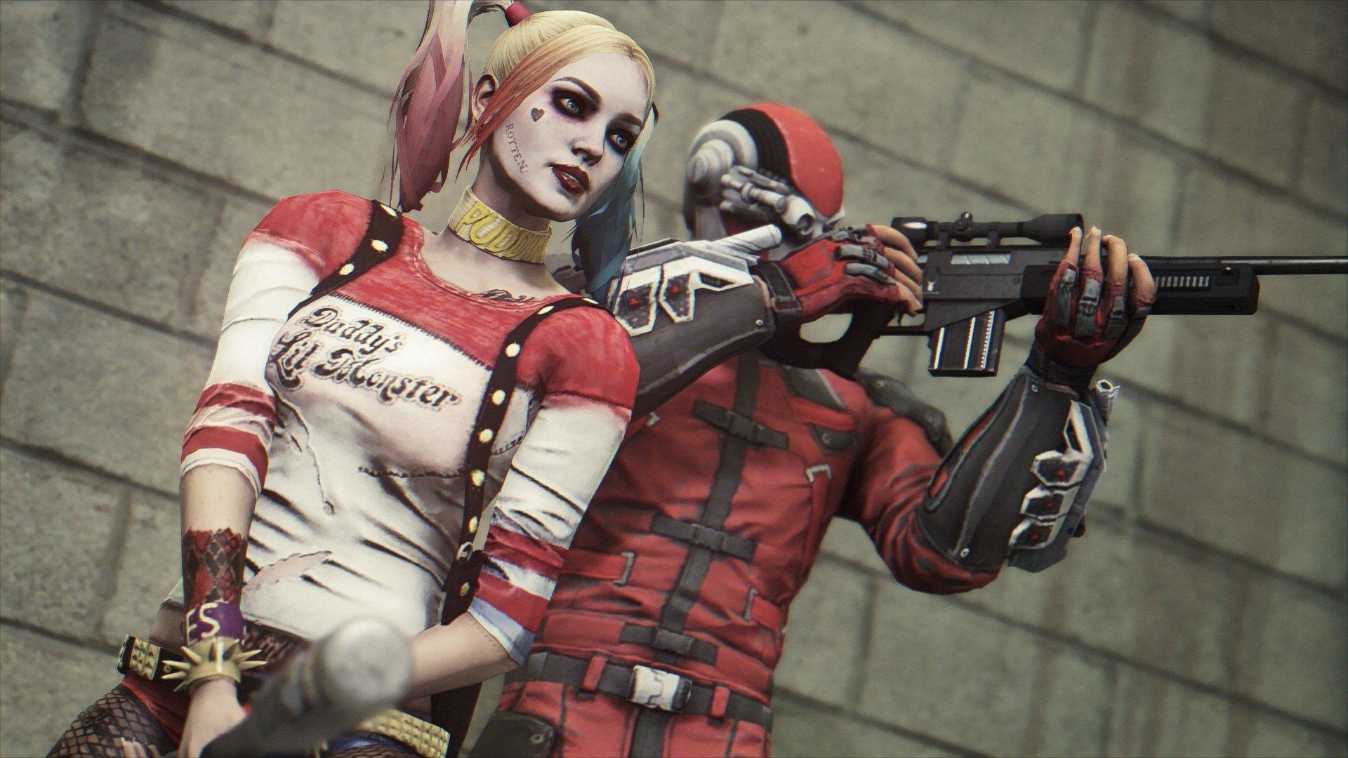 Harley Quinn Injustice 2 Add On Ped Replace Gta5 Modscom