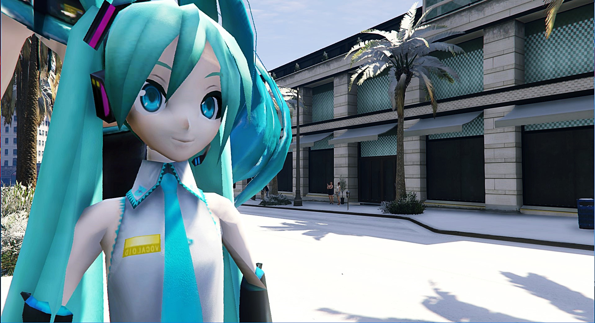Hatsune Miku Project Diva Extend Gta5 Mods Com