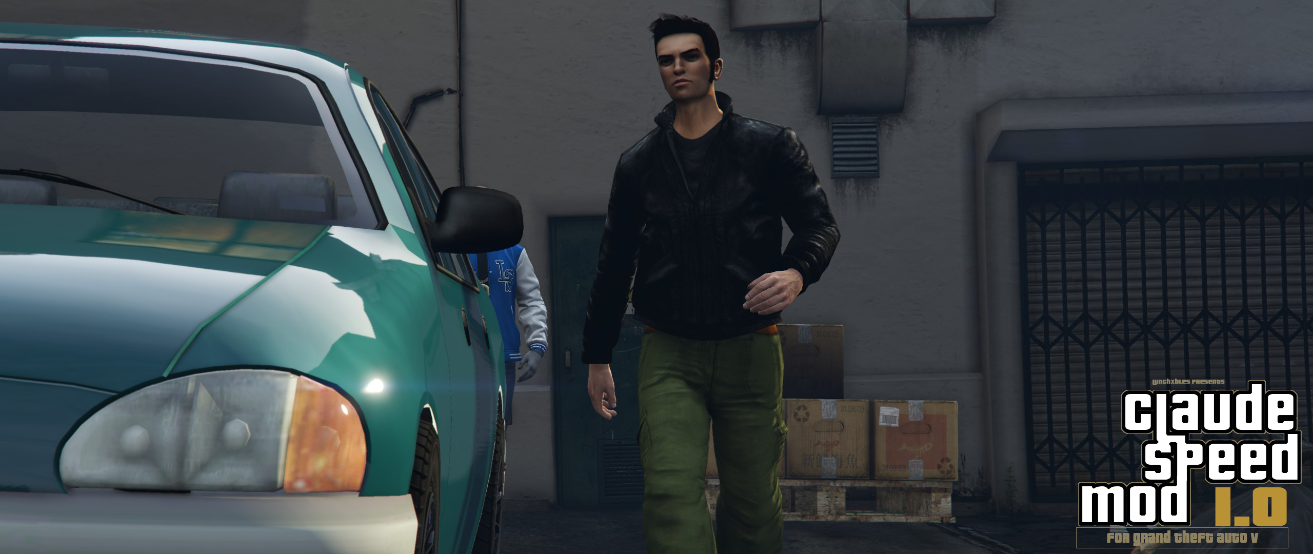 HD Claude Speed - GTA5-Mods com