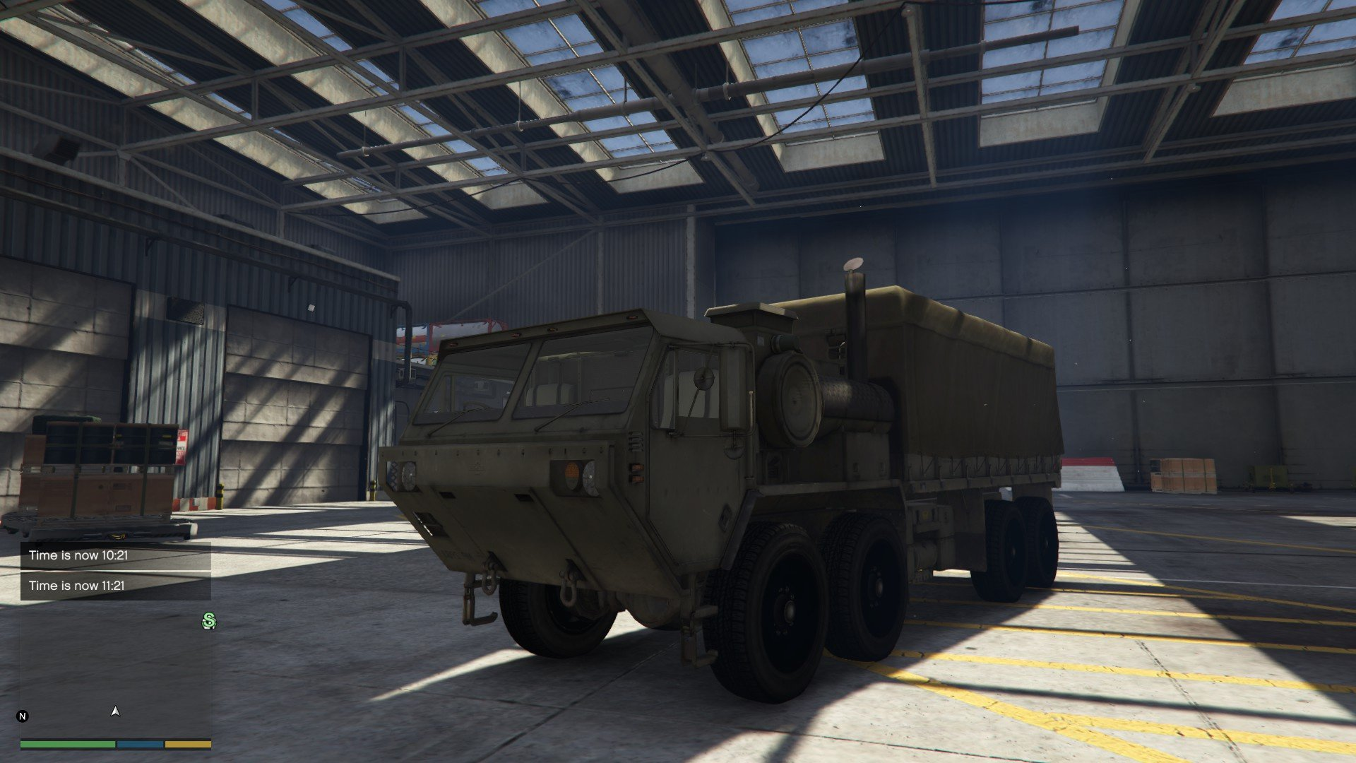 Heavy Expanded Mobility Tactical Truck Gta5 Mods Com