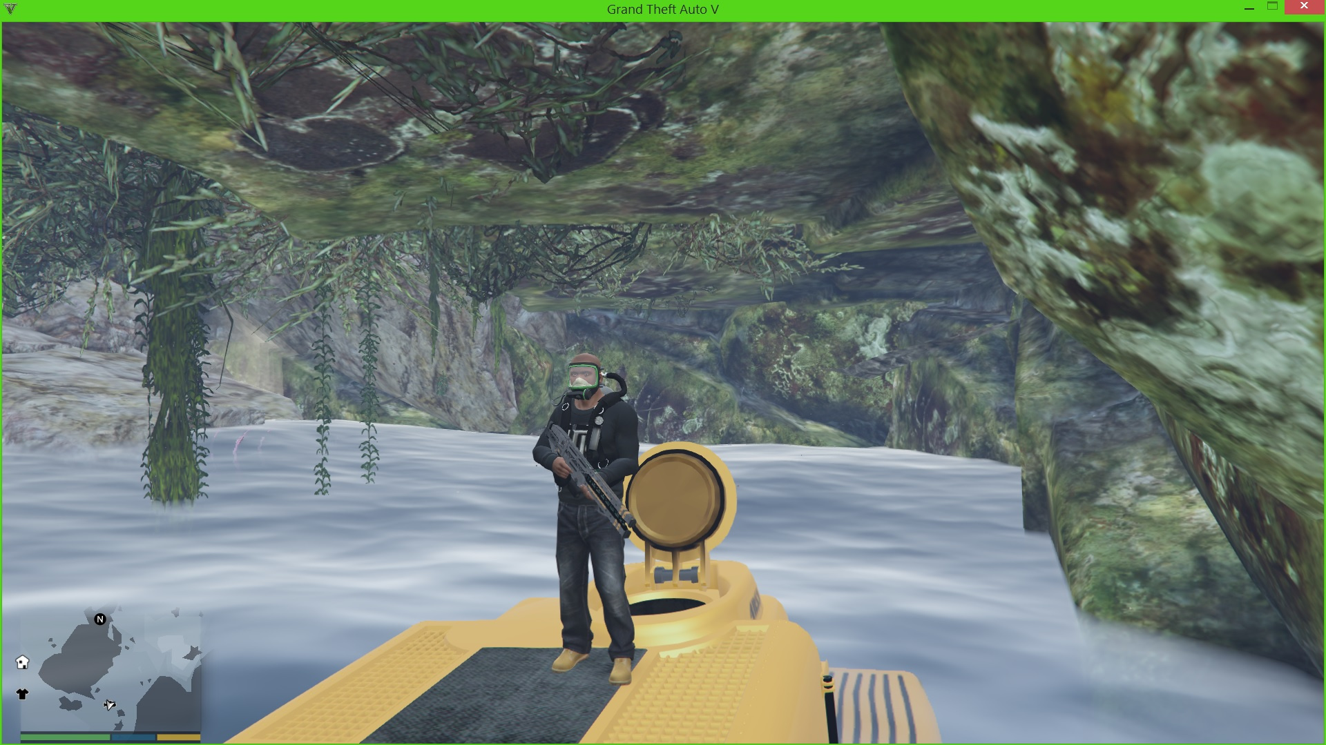 hidden cave gta5 mods com
