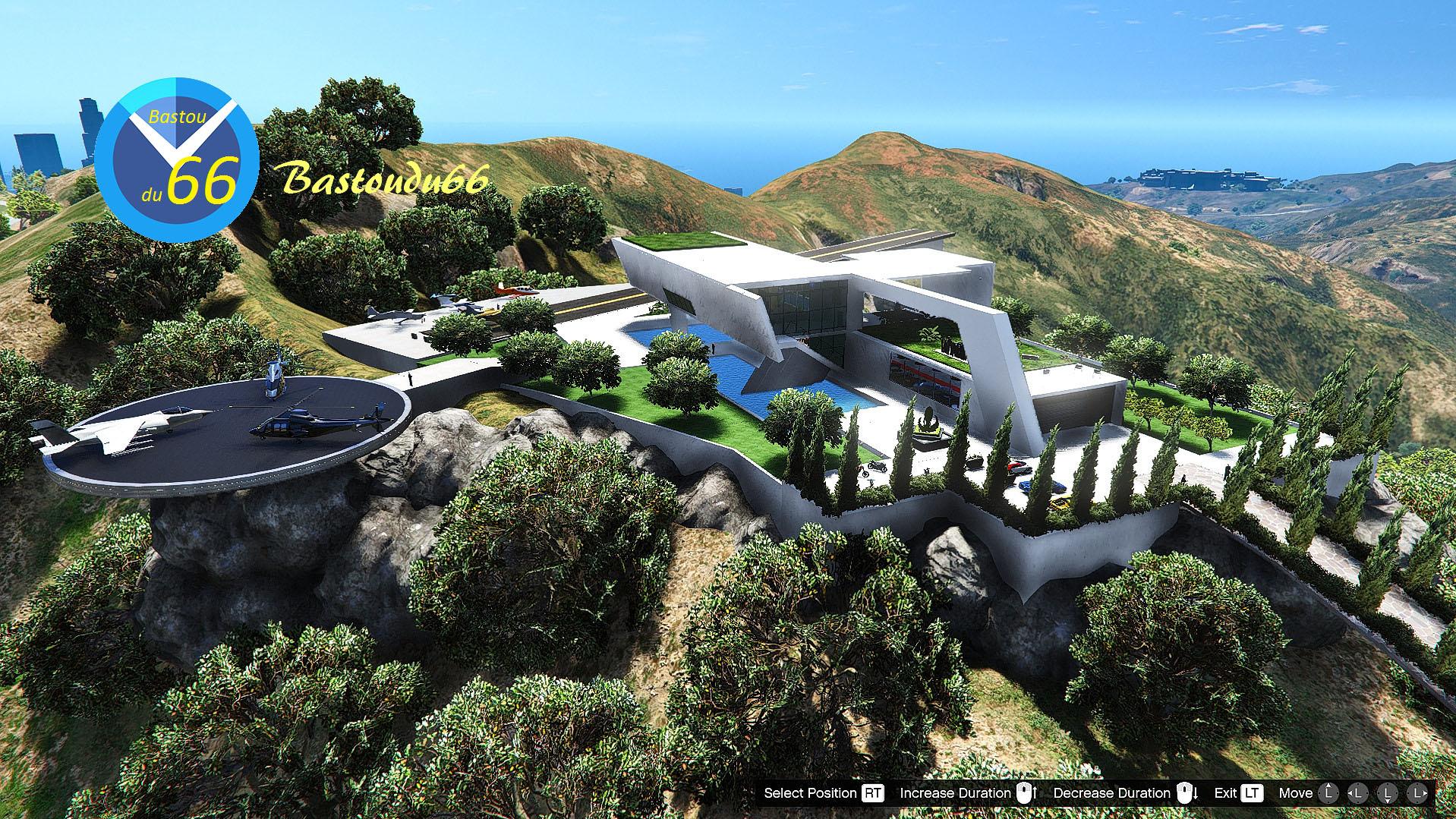 Highfield Mansion Add On Ymap Gta5 Modscom
