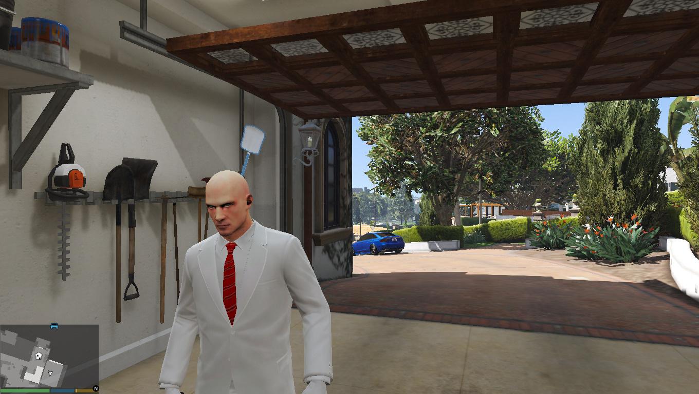 Hitman 2 : Sniper Assassin Agent 47 - GTA5-Mods com