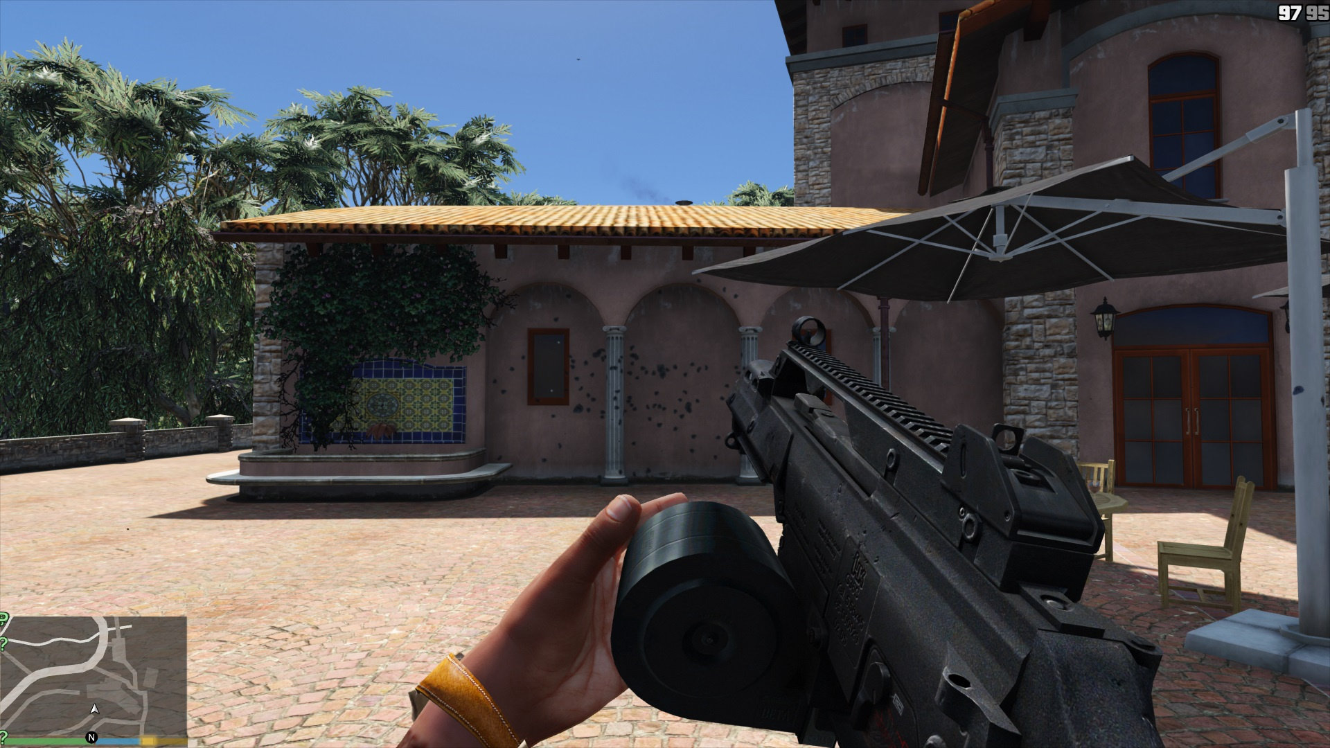 HK G36C - GTA5-Mods com