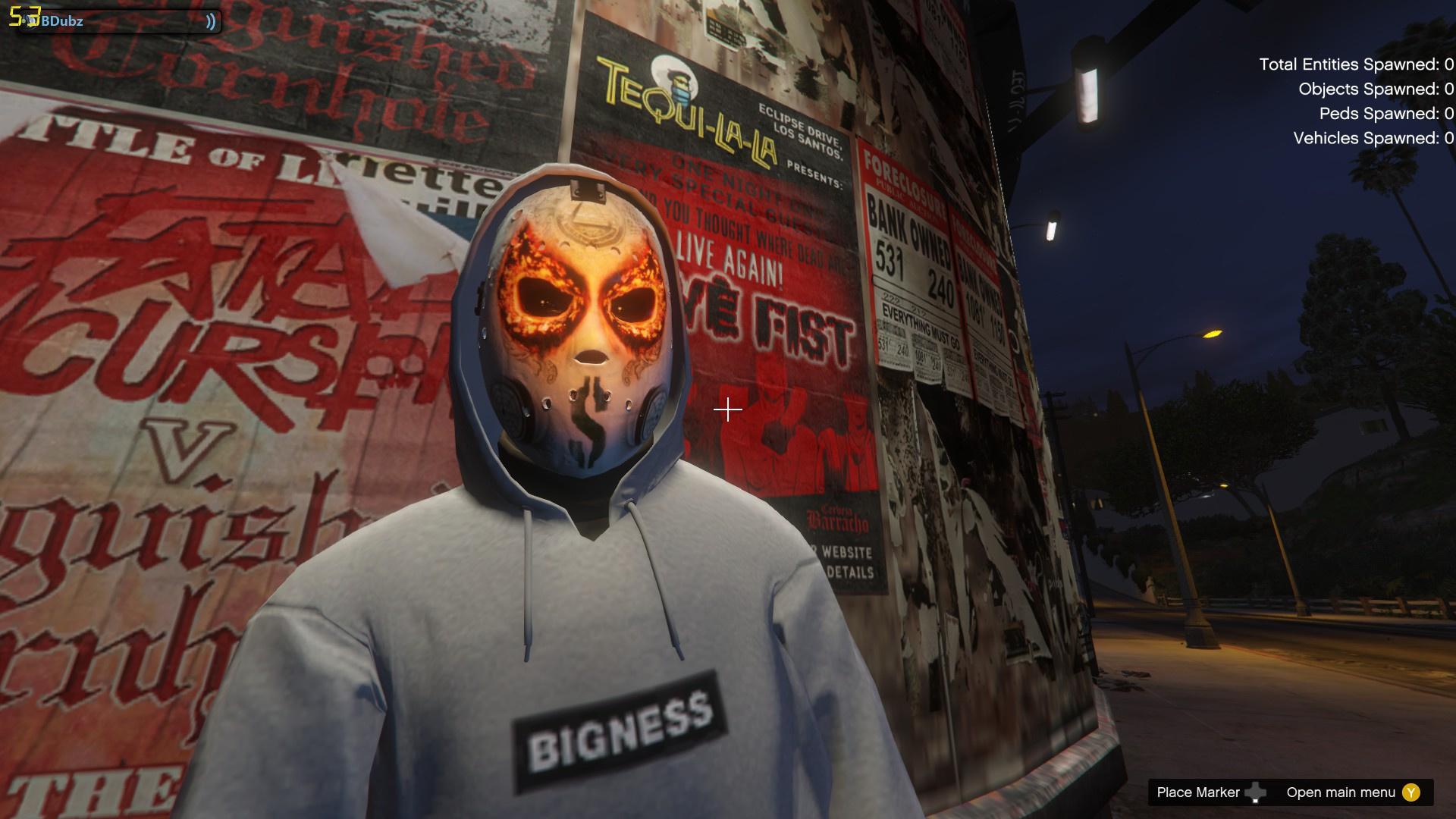 hollywood undead mask pack gta5modscom