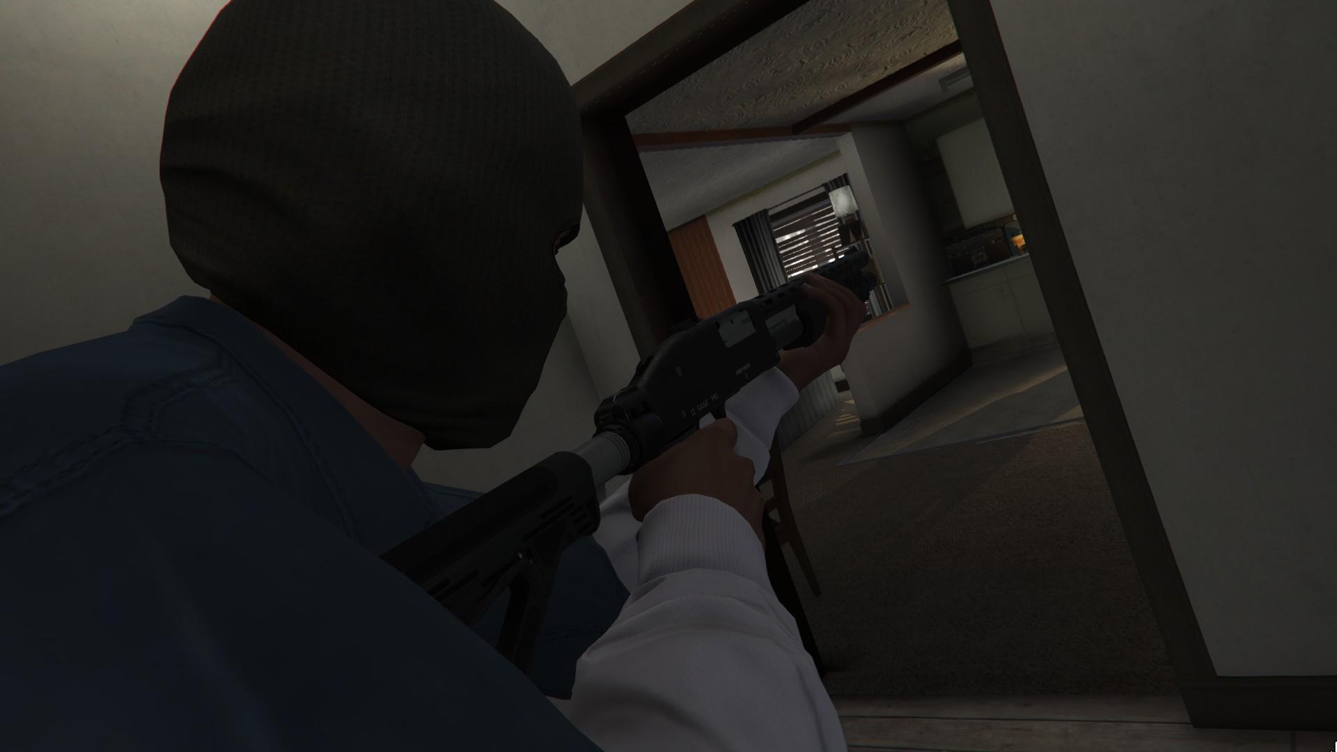 Home Invasion Gta5 Mods Com