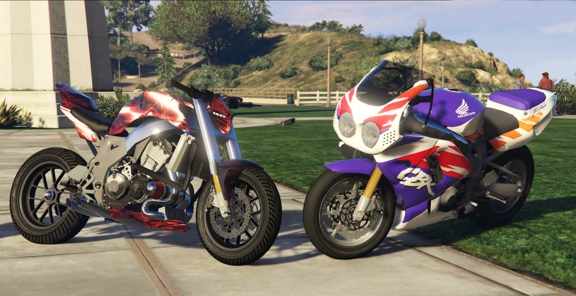 honda 900 cbr 1992 streetfighter add on replace tuning gta5. Black Bedroom Furniture Sets. Home Design Ideas