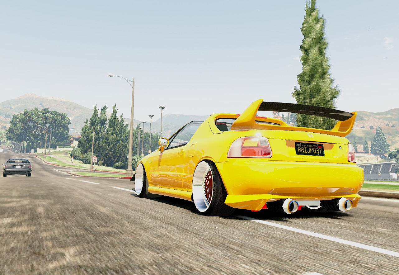 honda civic delsol civic  vti  frontswap add  tuning gta modscom