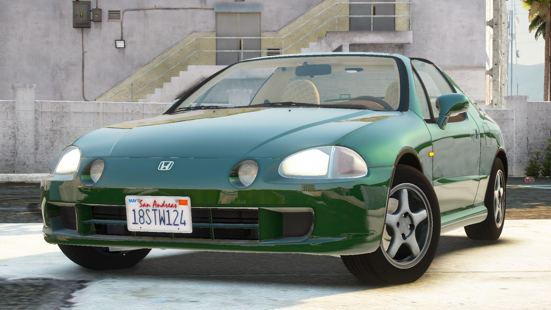 Honda CR-X Del Sol 1997