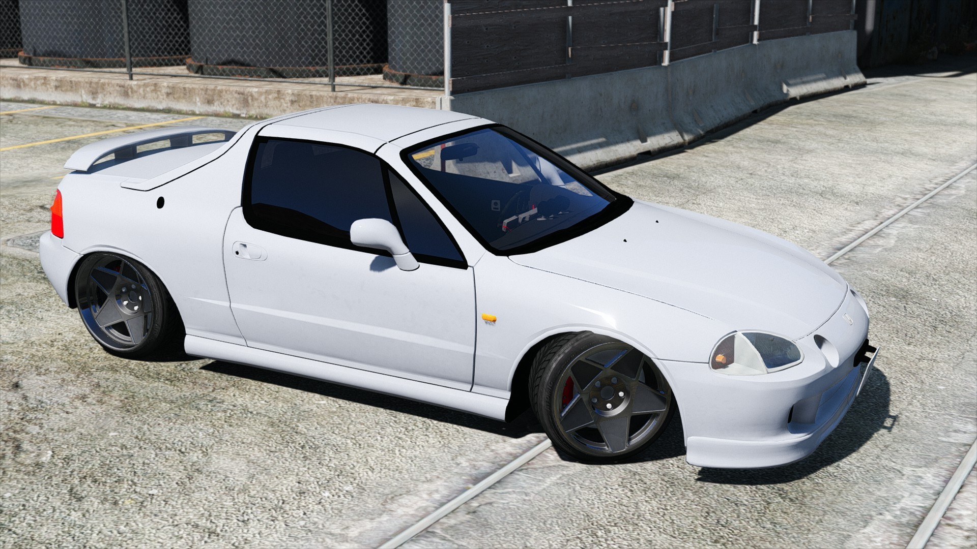 honda crx del sol gta5. Black Bedroom Furniture Sets. Home Design Ideas