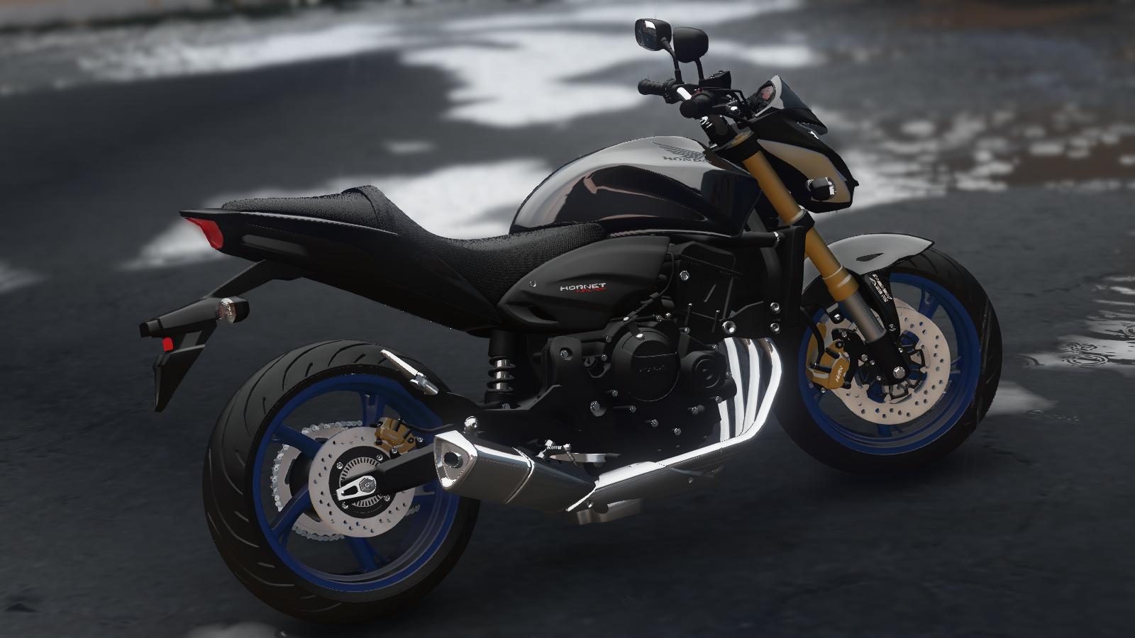 Honda Hornet 600 2014 [DigitalDials