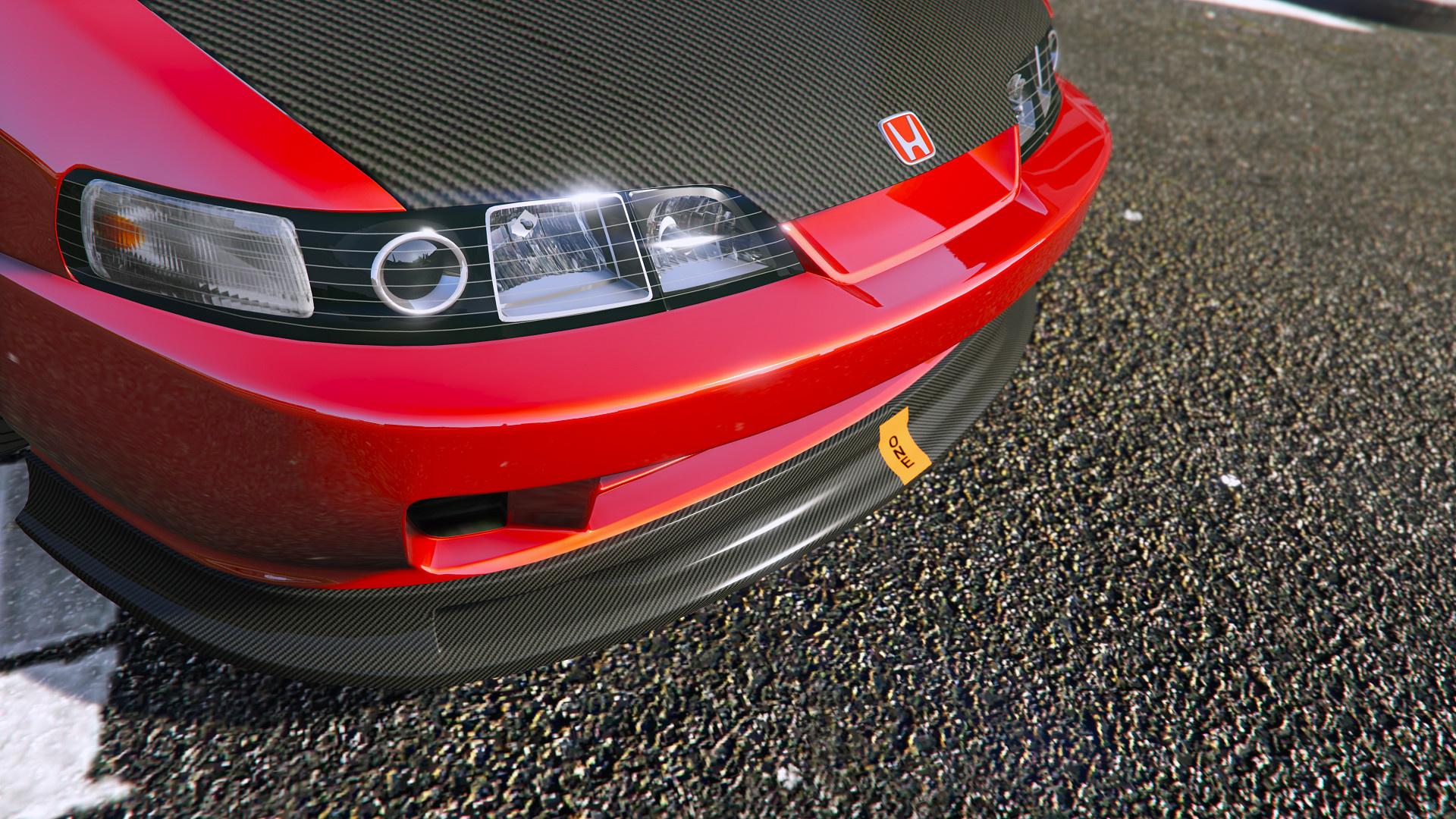 Honda Integra Type R Dc2 Add On Replace Gta5 Mods Com