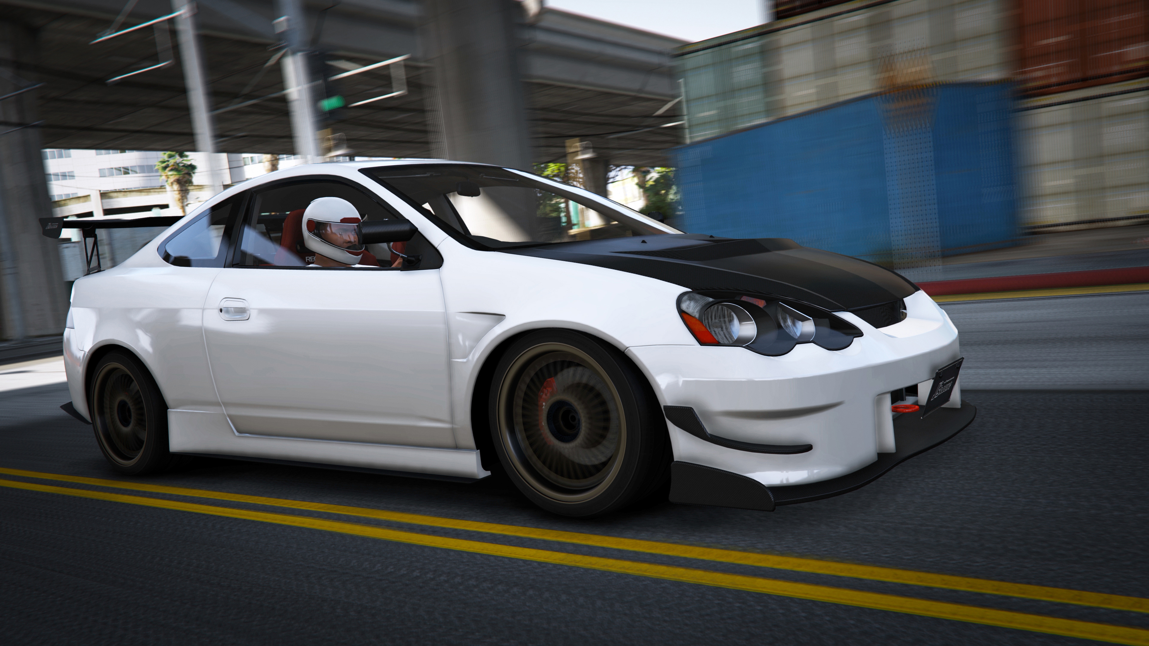Honda Integra Type R Dc5 Js Racingmugenings1 Add On Gta5