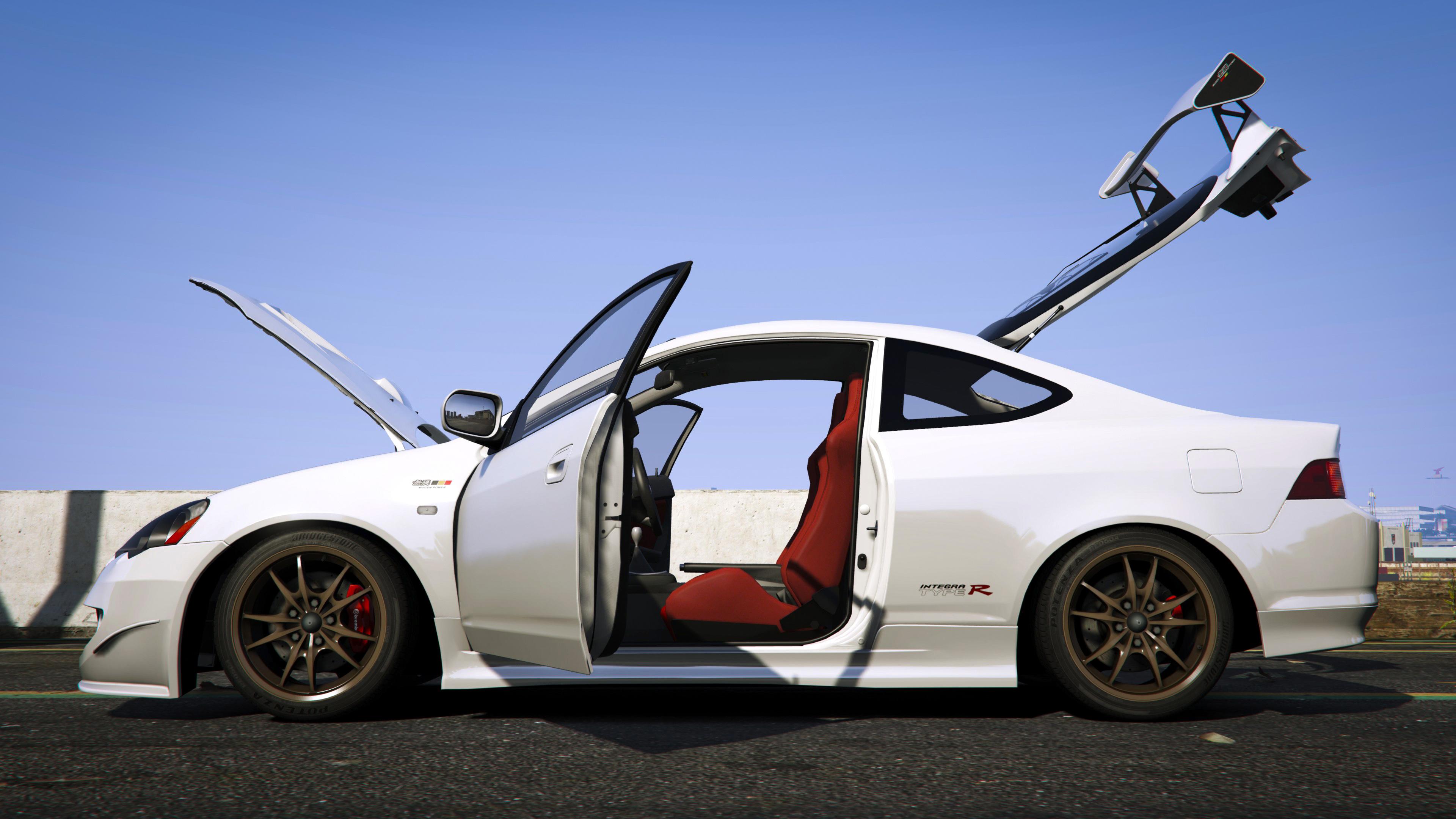 Honda Integra Type R Dc5 J S Racing Mugen Ings 1 Add