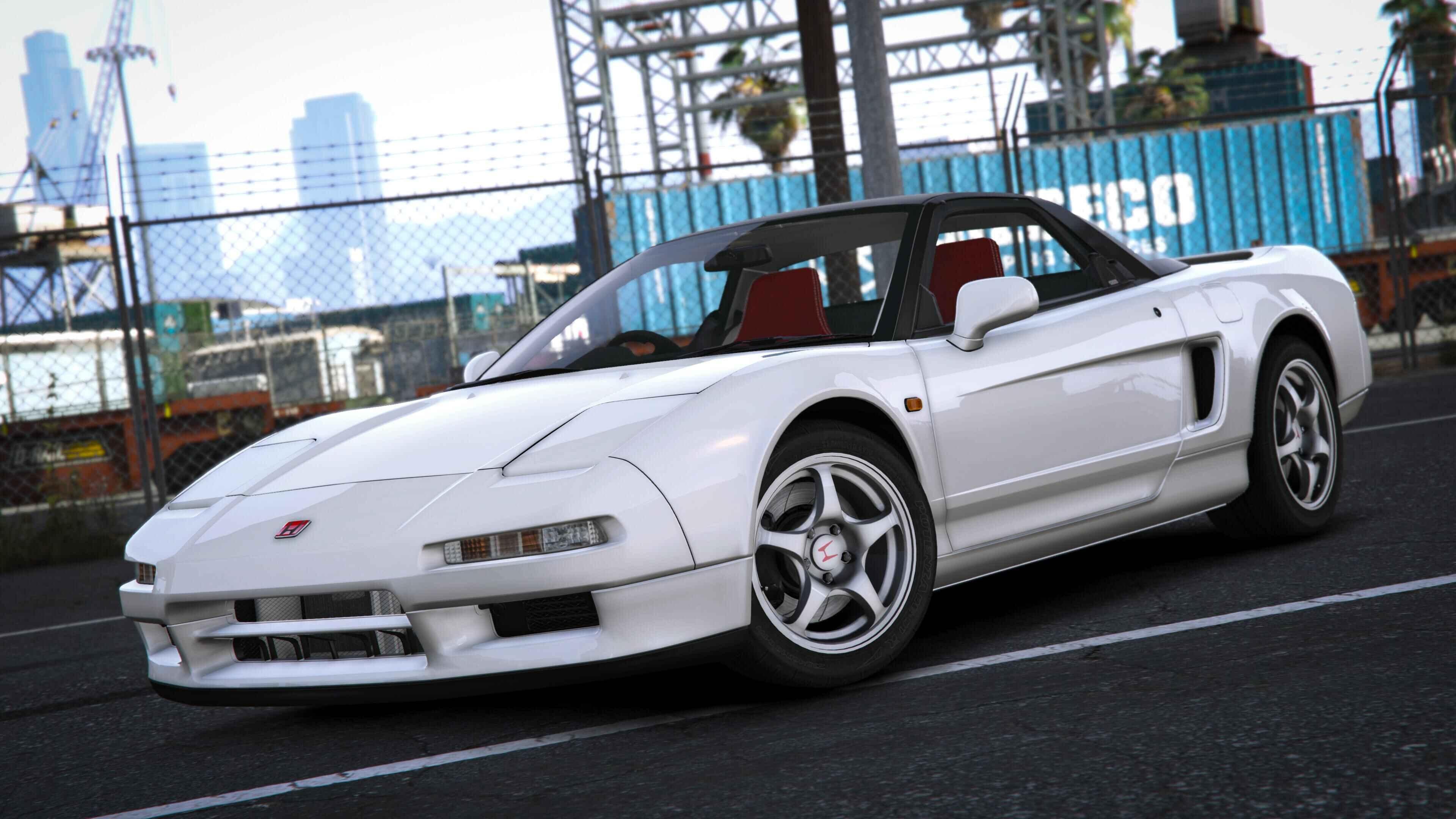Honda Nsx R >> Honda Nsx R Na1 1992 Add On Tuning Template Gta5 Mods Com
