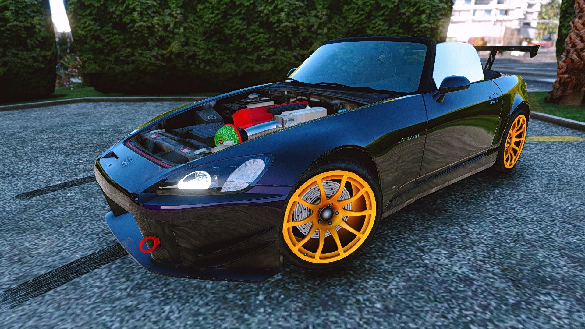 Honda S2000 AP1 03 Add GTA5 Mods
