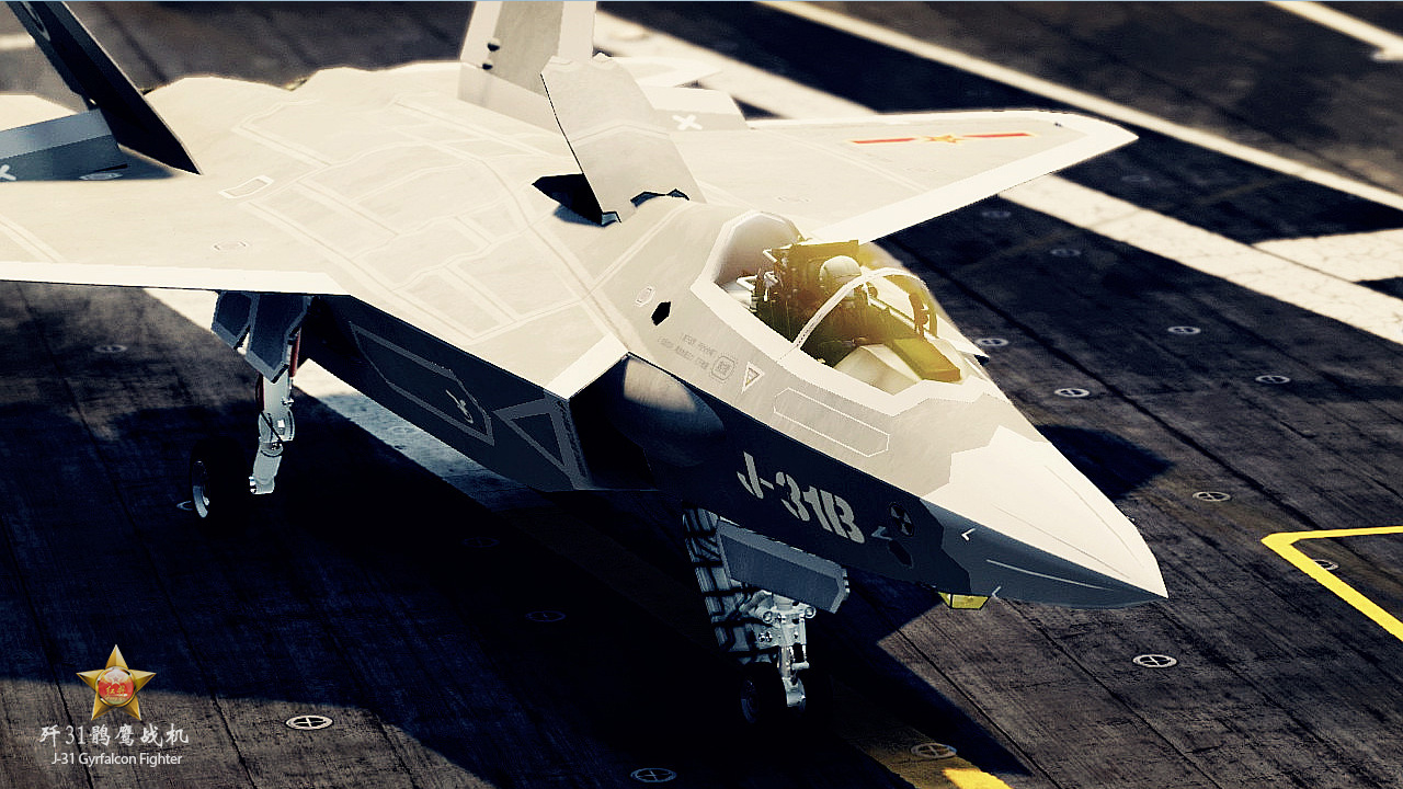 体内射粺j?yi?9i?_[hong yi team] j-31 gryfalcon fighter jet [add-on