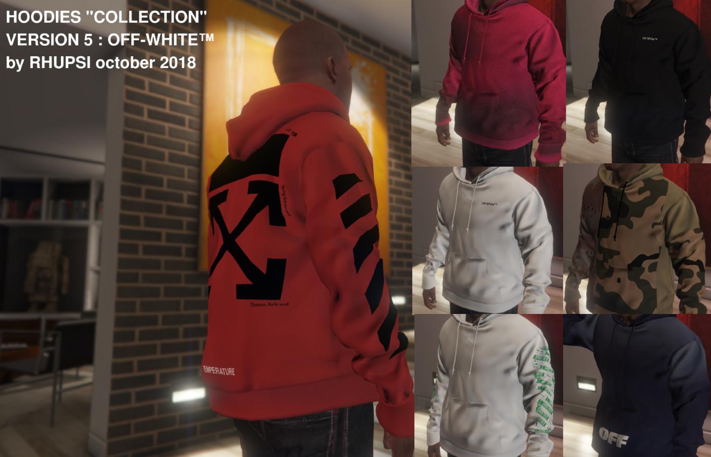 hoodies collection  fila  supreme  gucci  ellesse  lacoste
