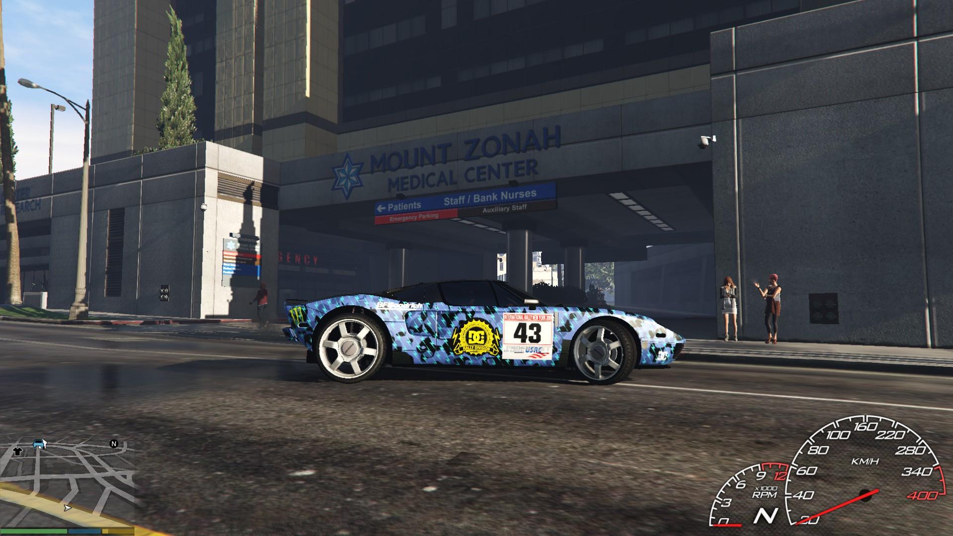 Hoonigan Mustang 5.0
