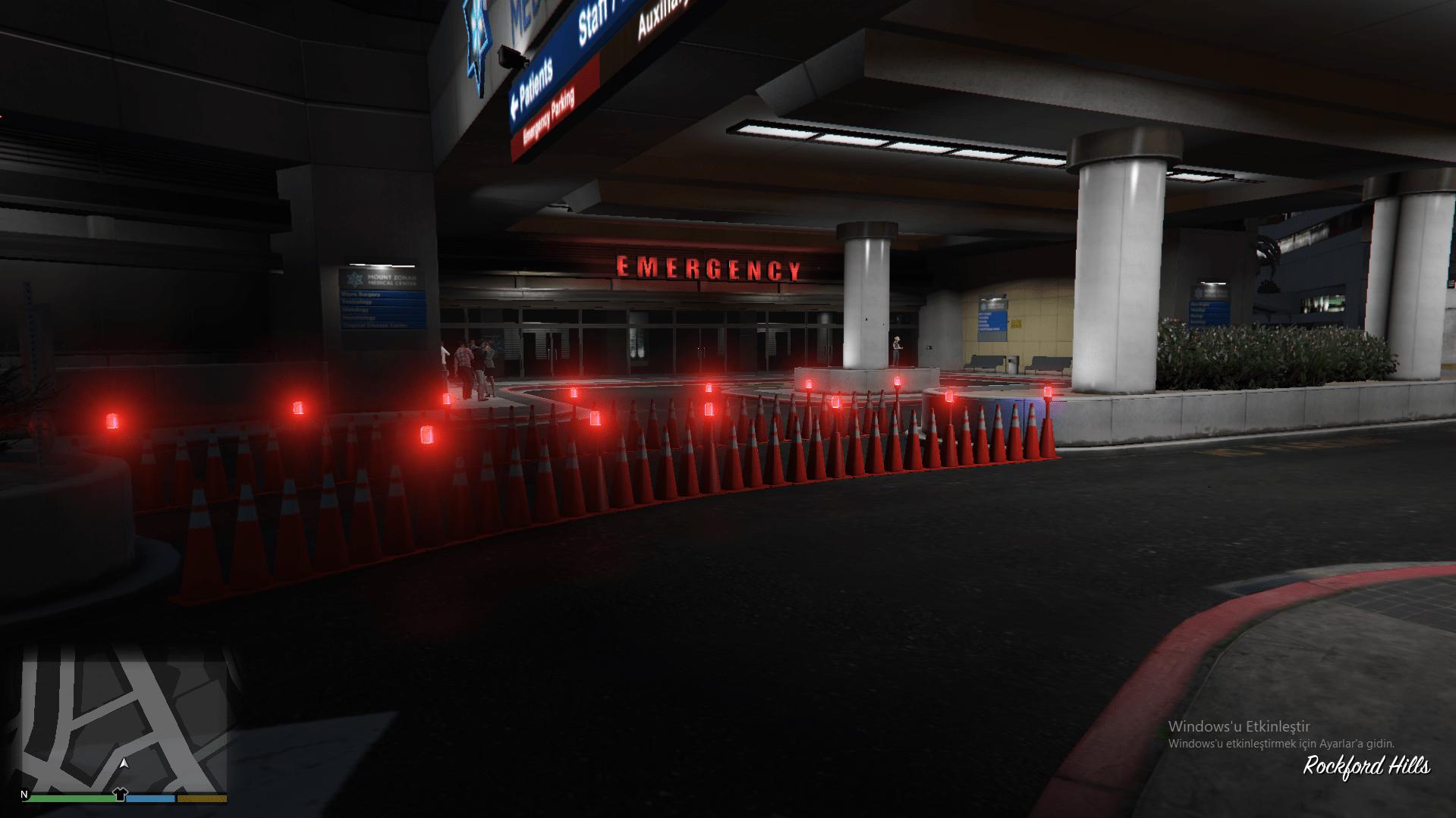 Hospital [Fivem] [Story Mode] - GTA5-Mods com