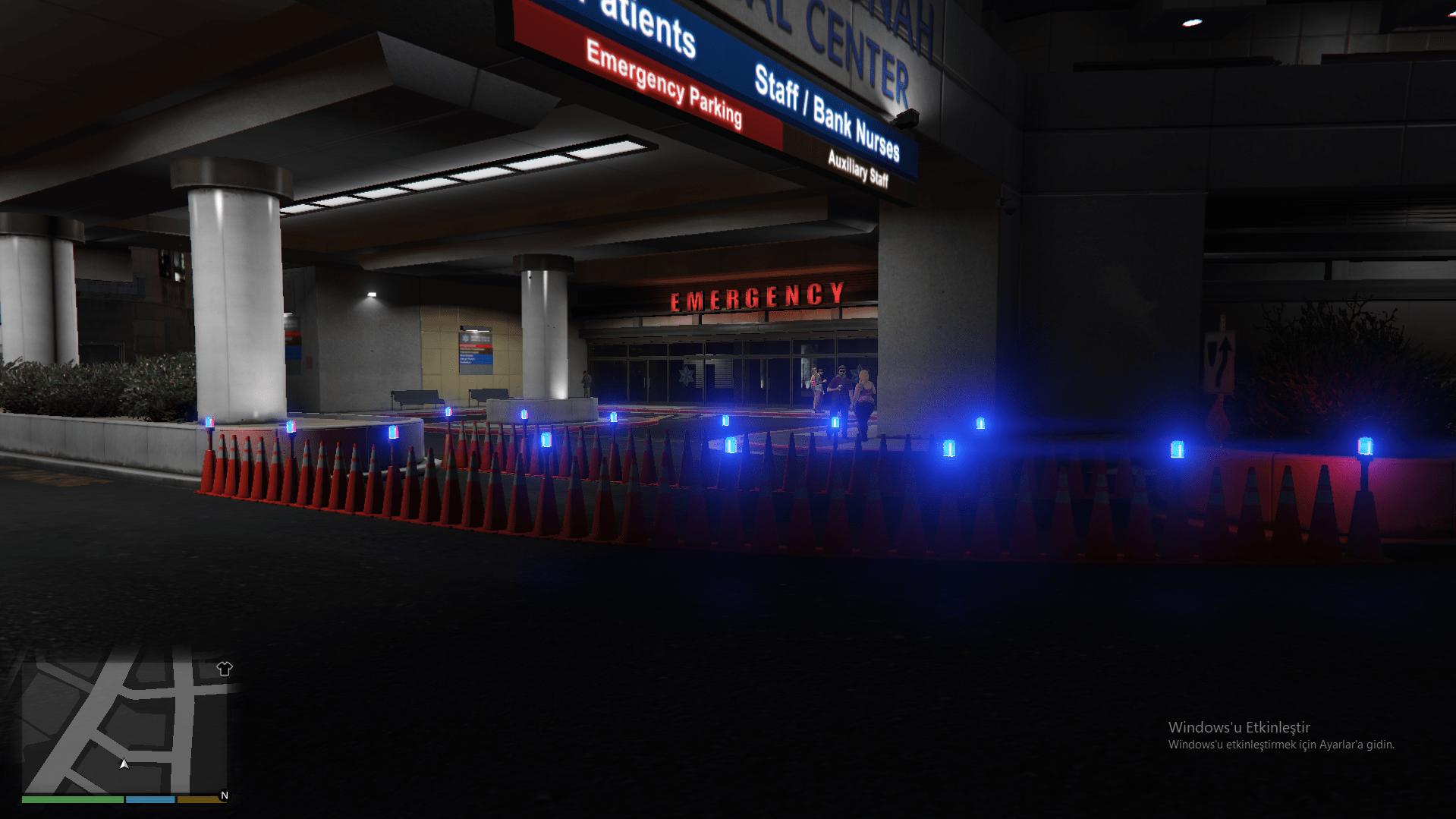Hospital [Fivem] [Story Mode] - GTA5-Mods.com