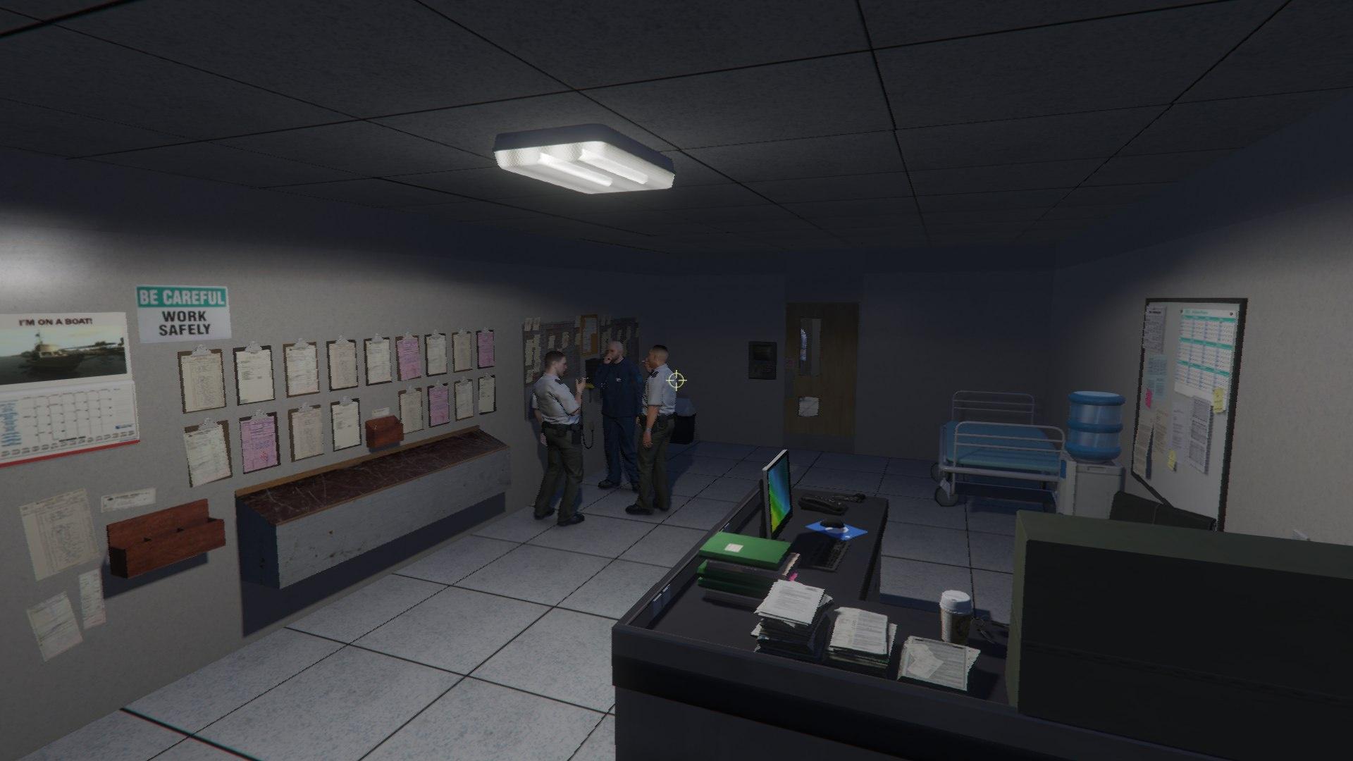 Hospital Interior (Map editor/ YMAP) - GTA5-Mods com