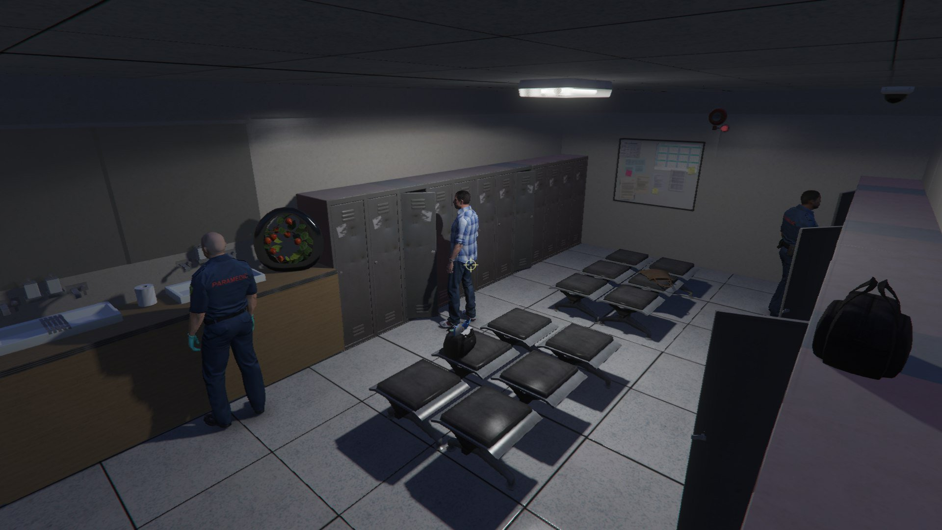 Hospital Interior (Map editor/ YMAP) - GTA5-Mods com