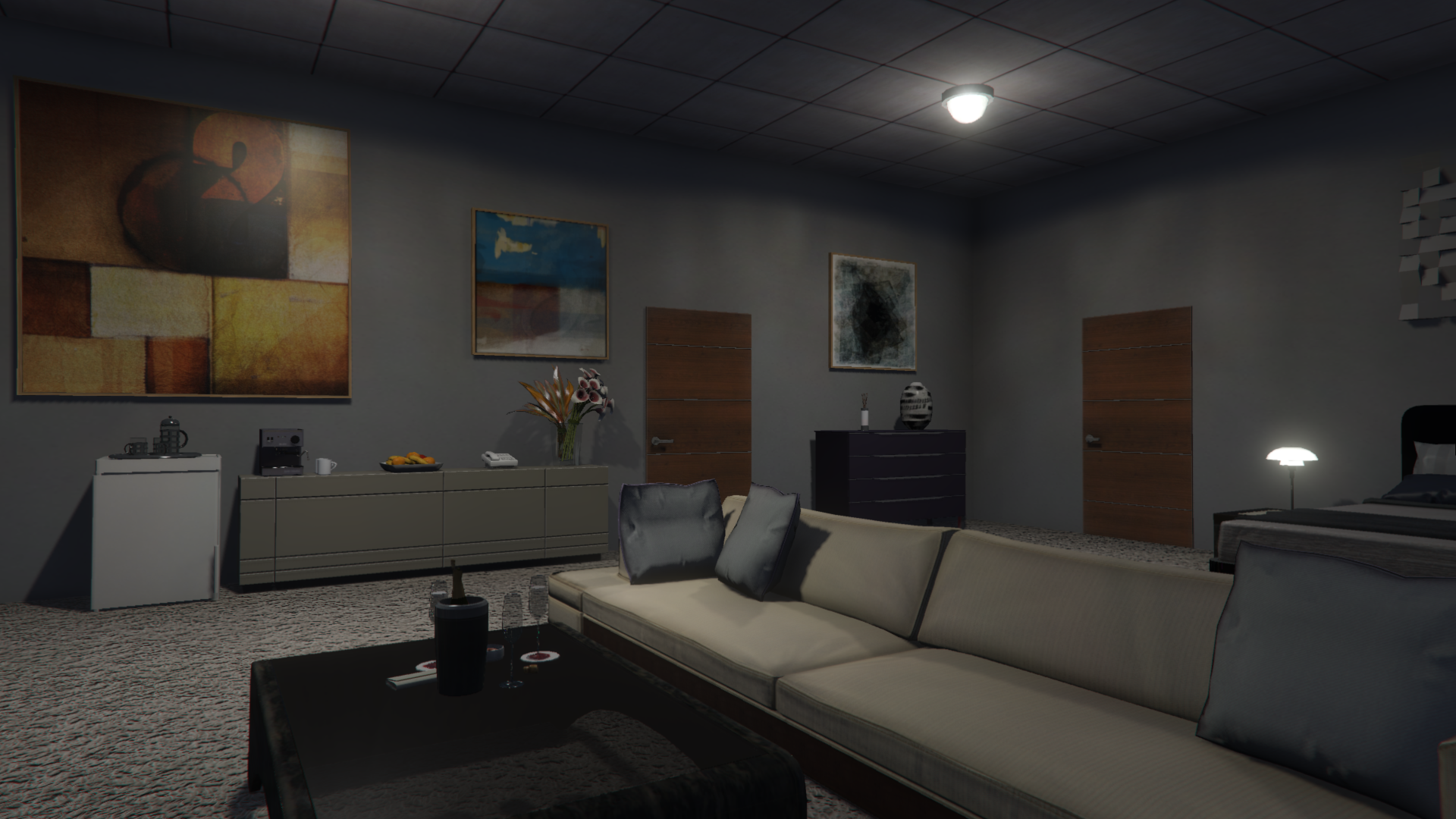 Room At The Crastenburg Menyoo Gta5 Mods Com