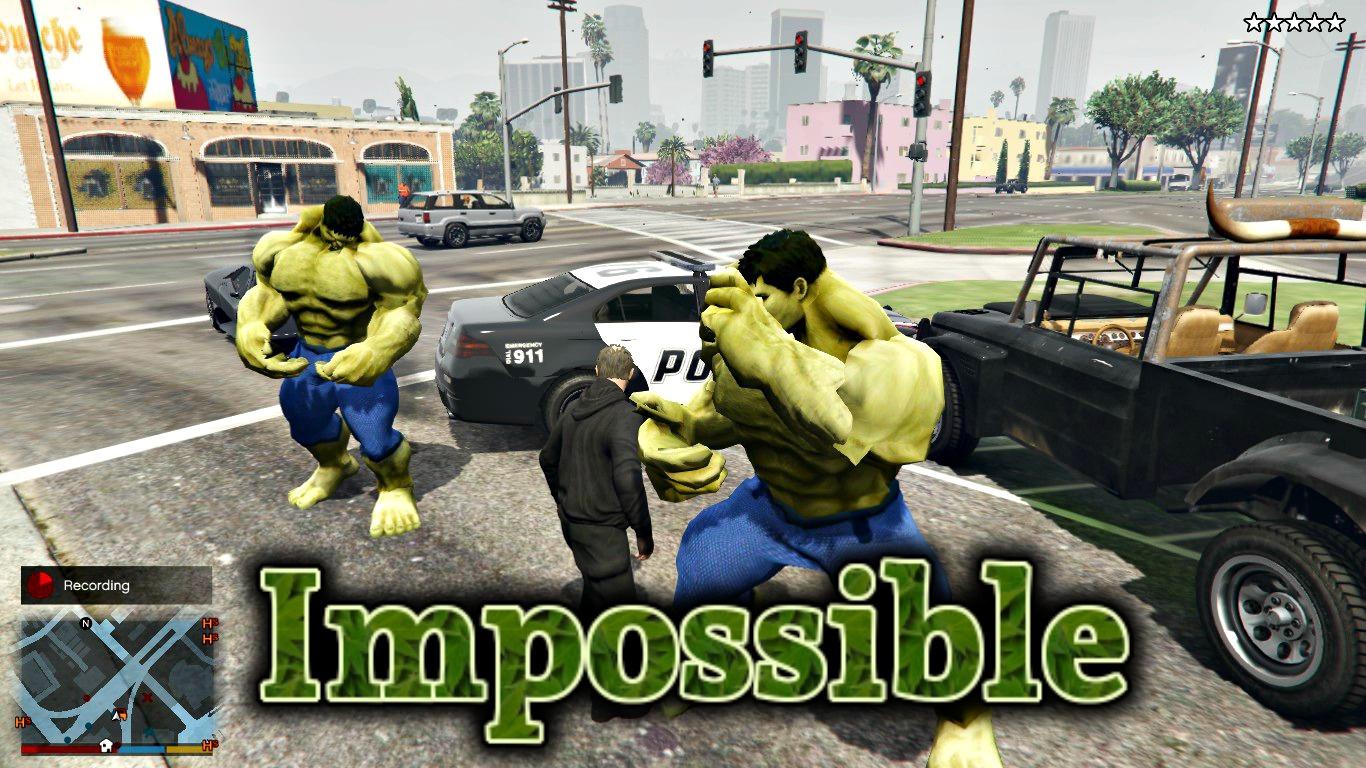 Ebdd Hulk Cop