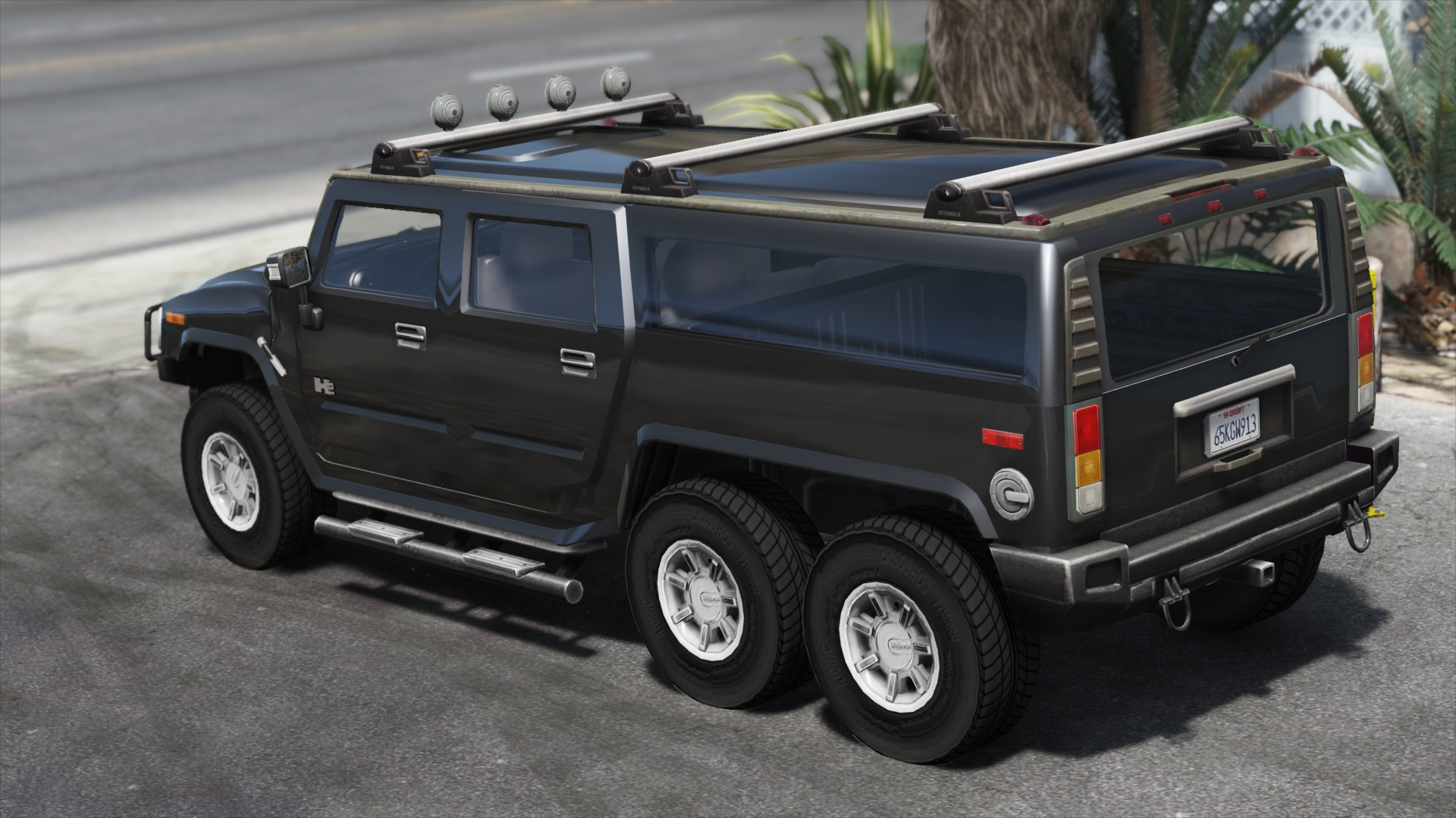 Hummer H6 [Add-On / Rep | Template] - GTA5-Mods.com