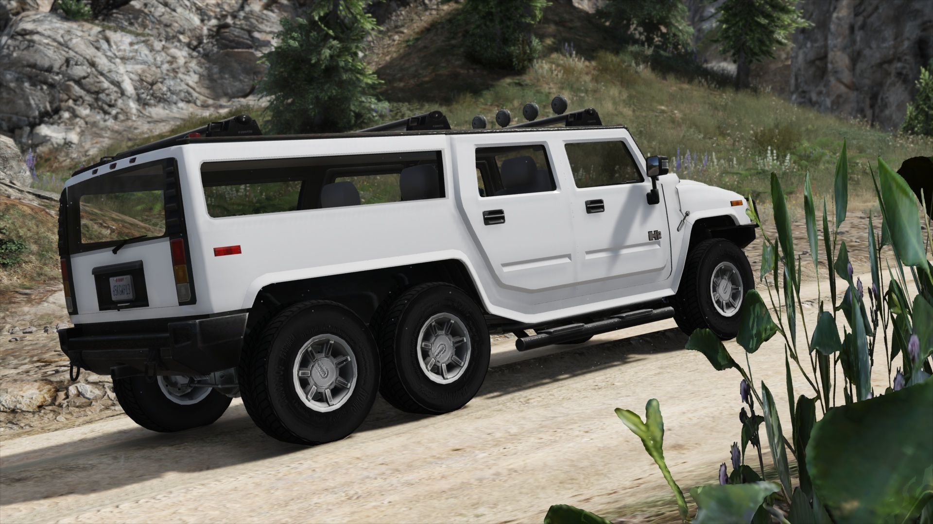 hummer h6 gallery