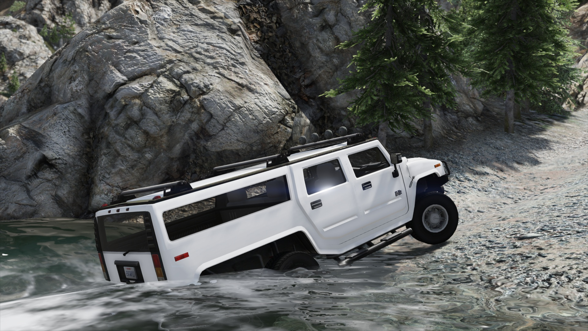 Hummer H6 [Add-On / Replace   Template] - GTA5-Mods.com