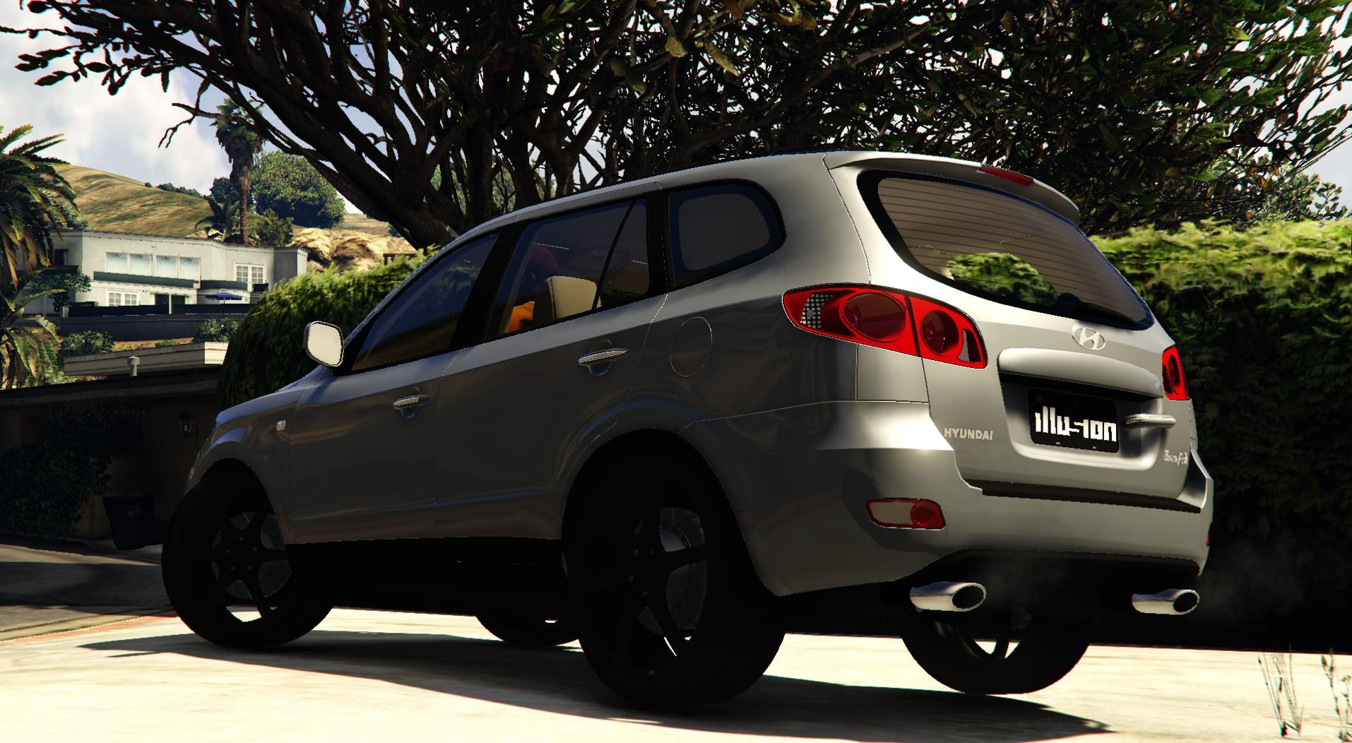 2016 Hyundai Santa Fe >> 2010 Hyundai Santa Fé - GTA5-Mods.com