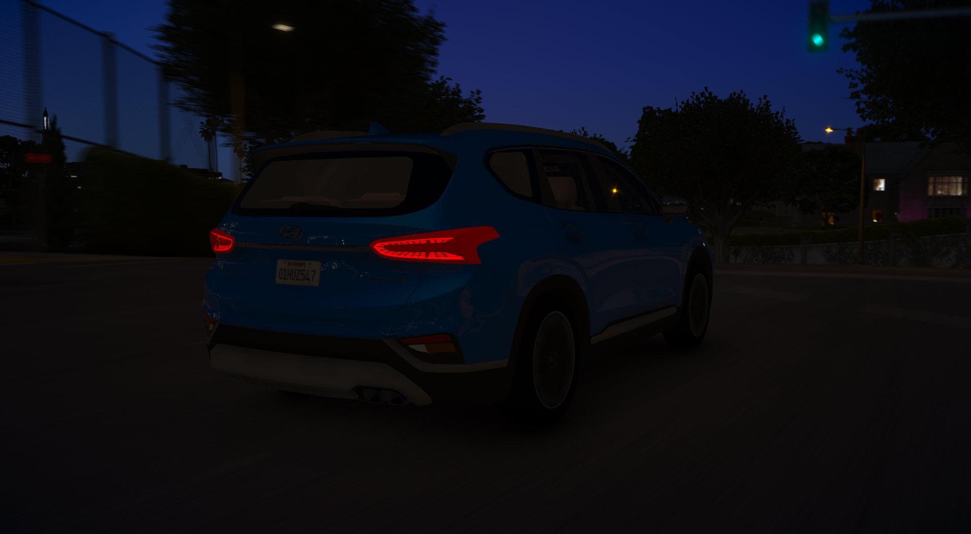 Hyundai Santa Fe 2019 [Add-On]