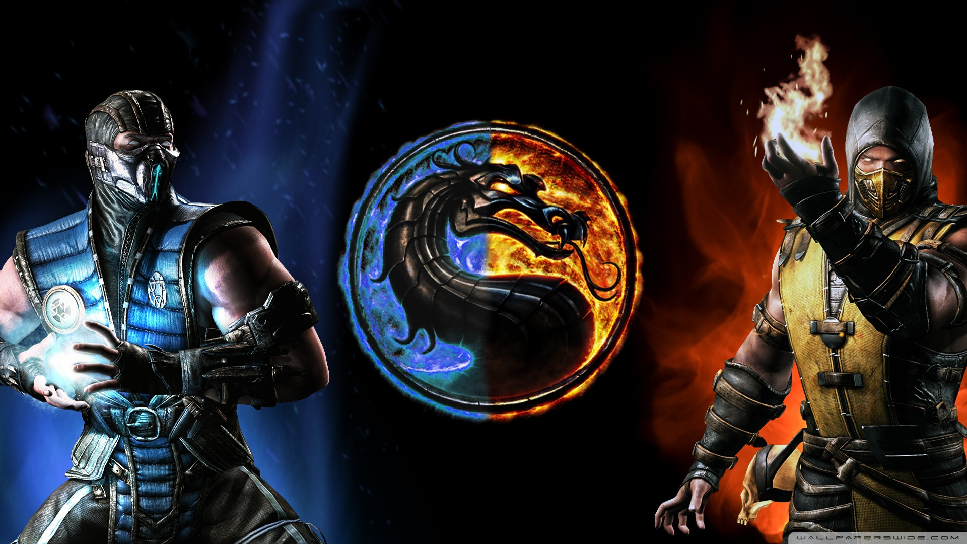 Mortal Kombat Characters Add On Gta5 Mods Com