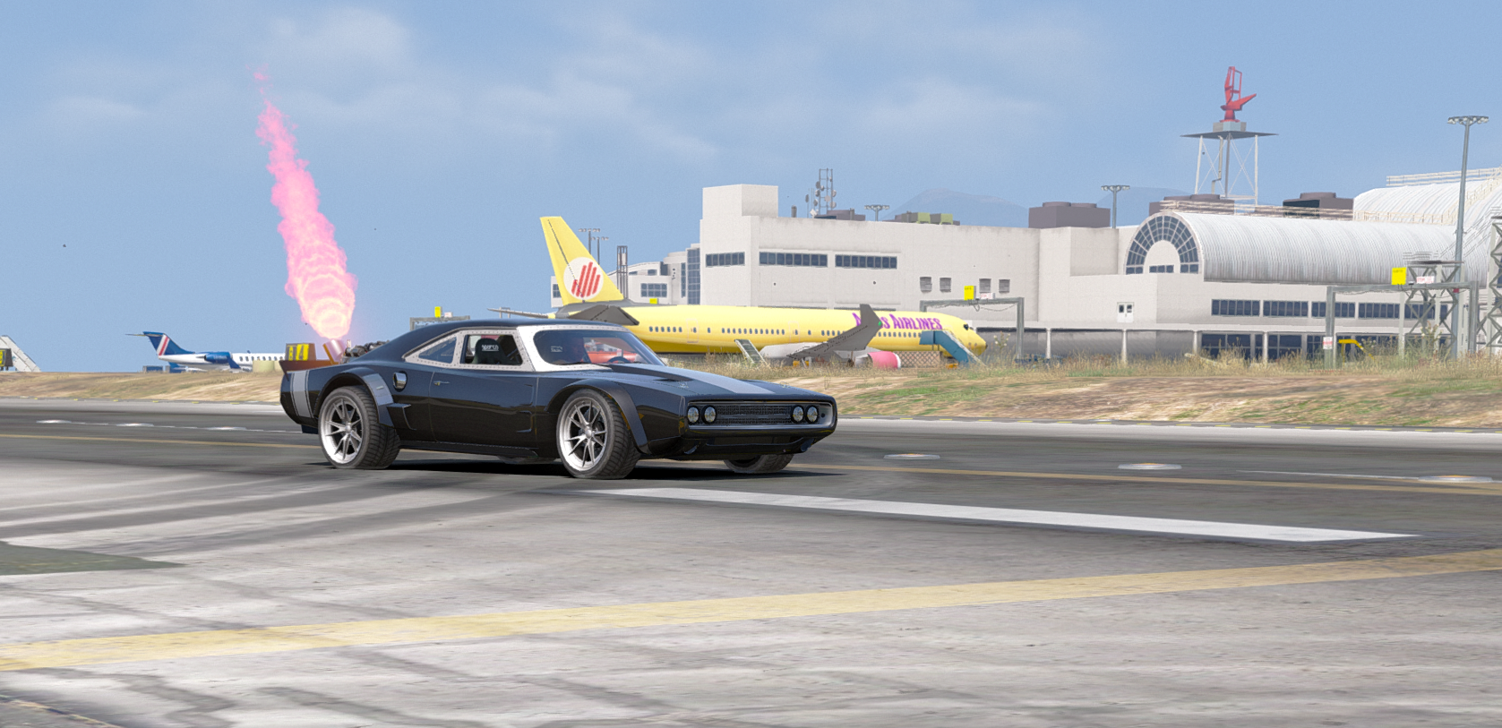 Ice Charger Replace Gta5 Mods Com
