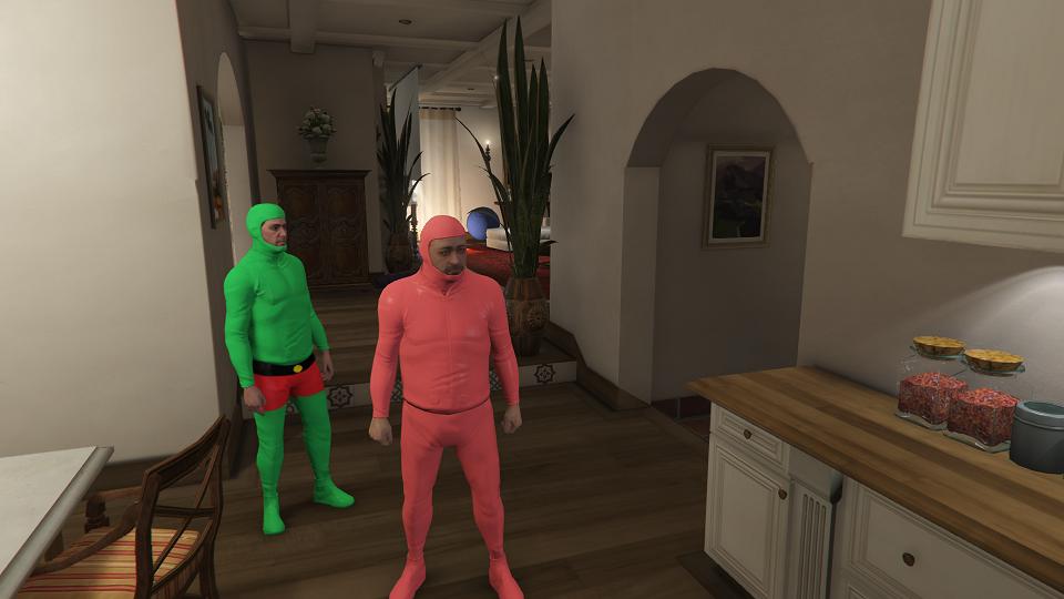 Idubbbz And Pink Guy Lq Wetsuit Textures Gta5 Modscom