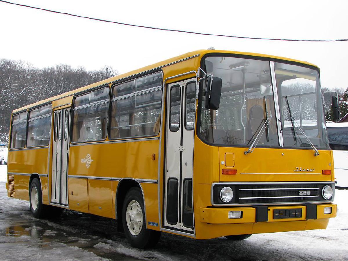 Ikarus 266 volanbusz gta5 Ikarus