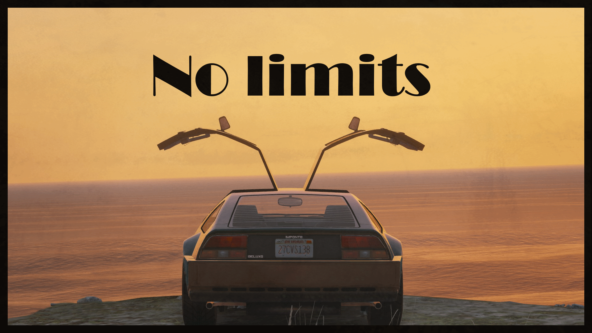 Imponte retro deluxo add on replace tuning gta5 for Gidea no limits