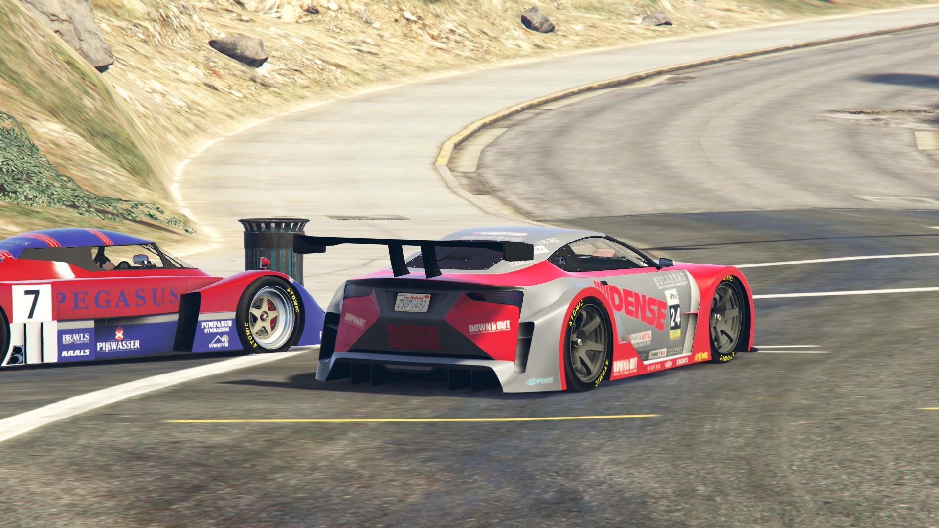 Impromptu Races - GTA5-Mods com