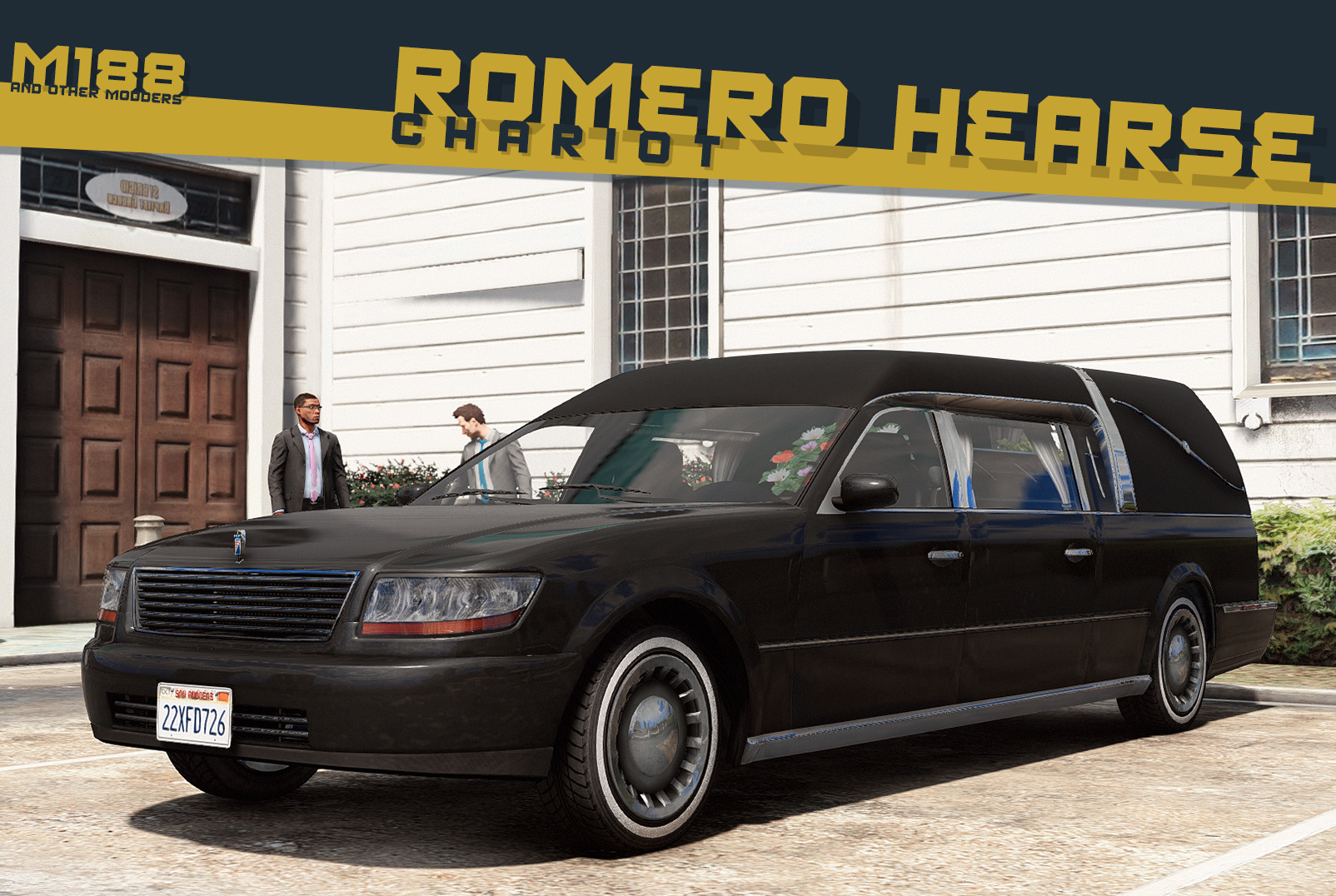Improved Chariot Romero Hearse