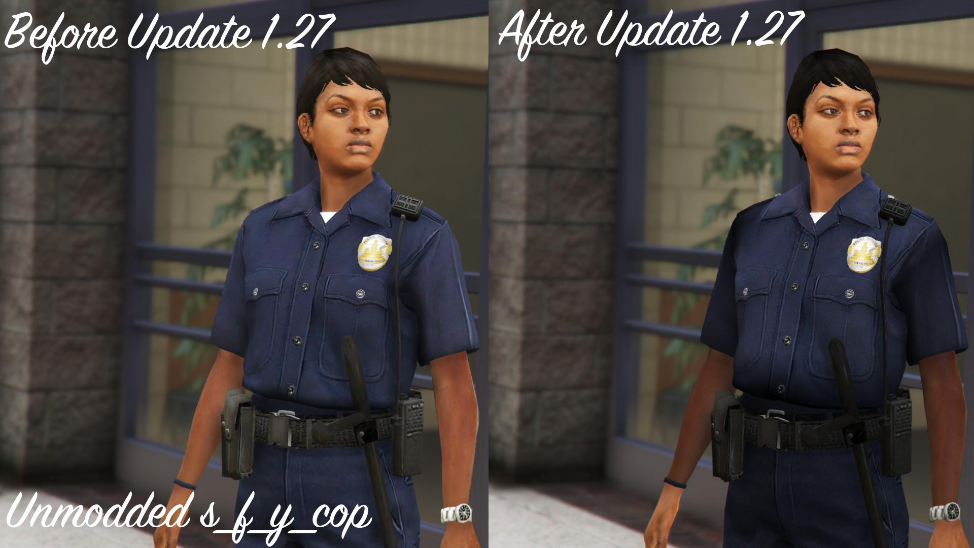 Improved Female LSPD - GTA5-Mods.com