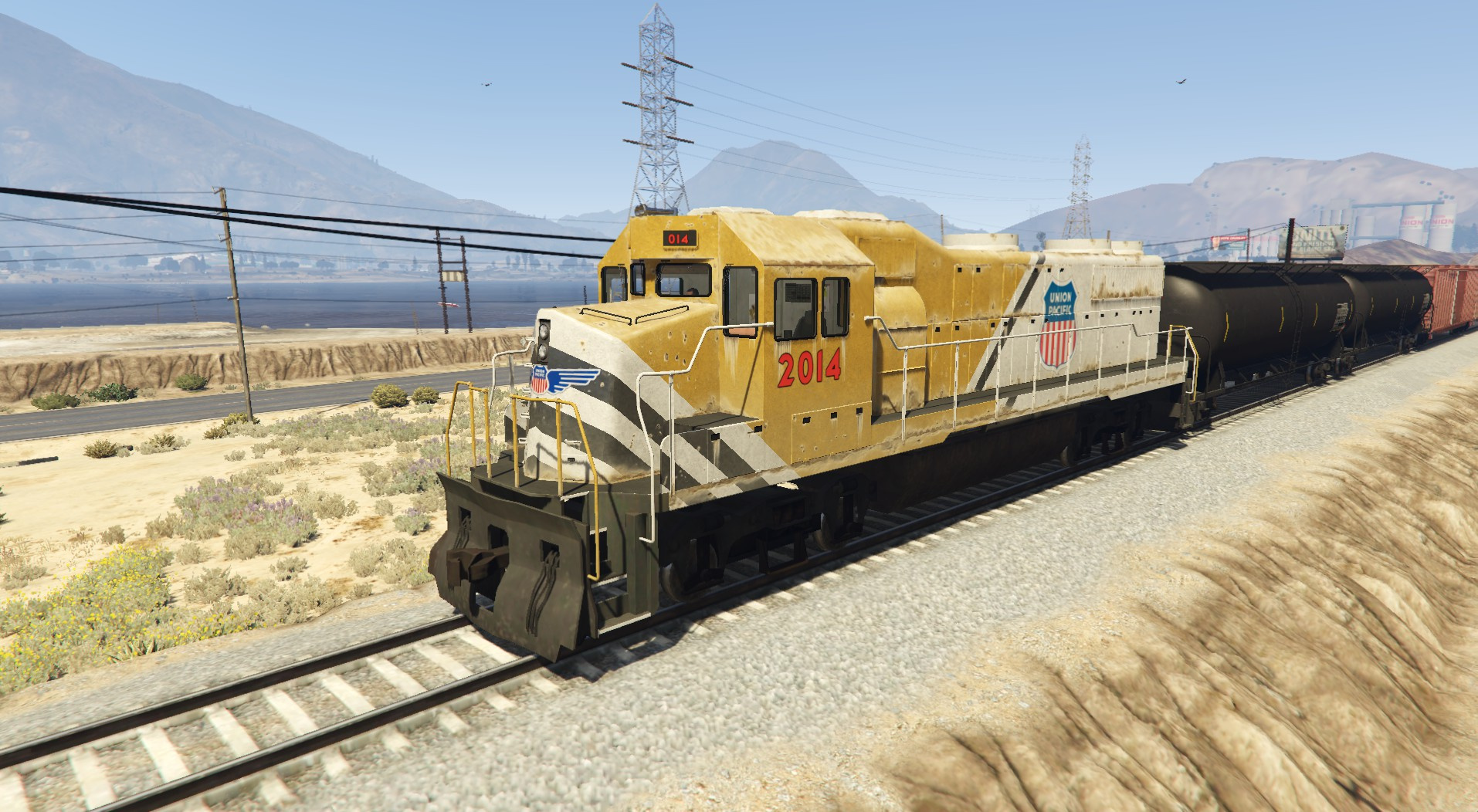 Improved Trains - GTA5-Mods.com