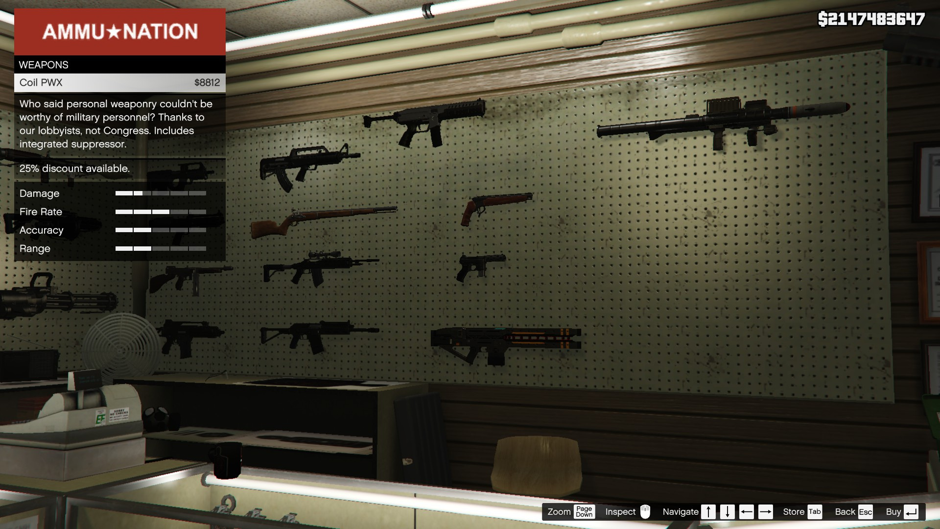 Refined Weapons and Gameplay - GTA5-Mods com